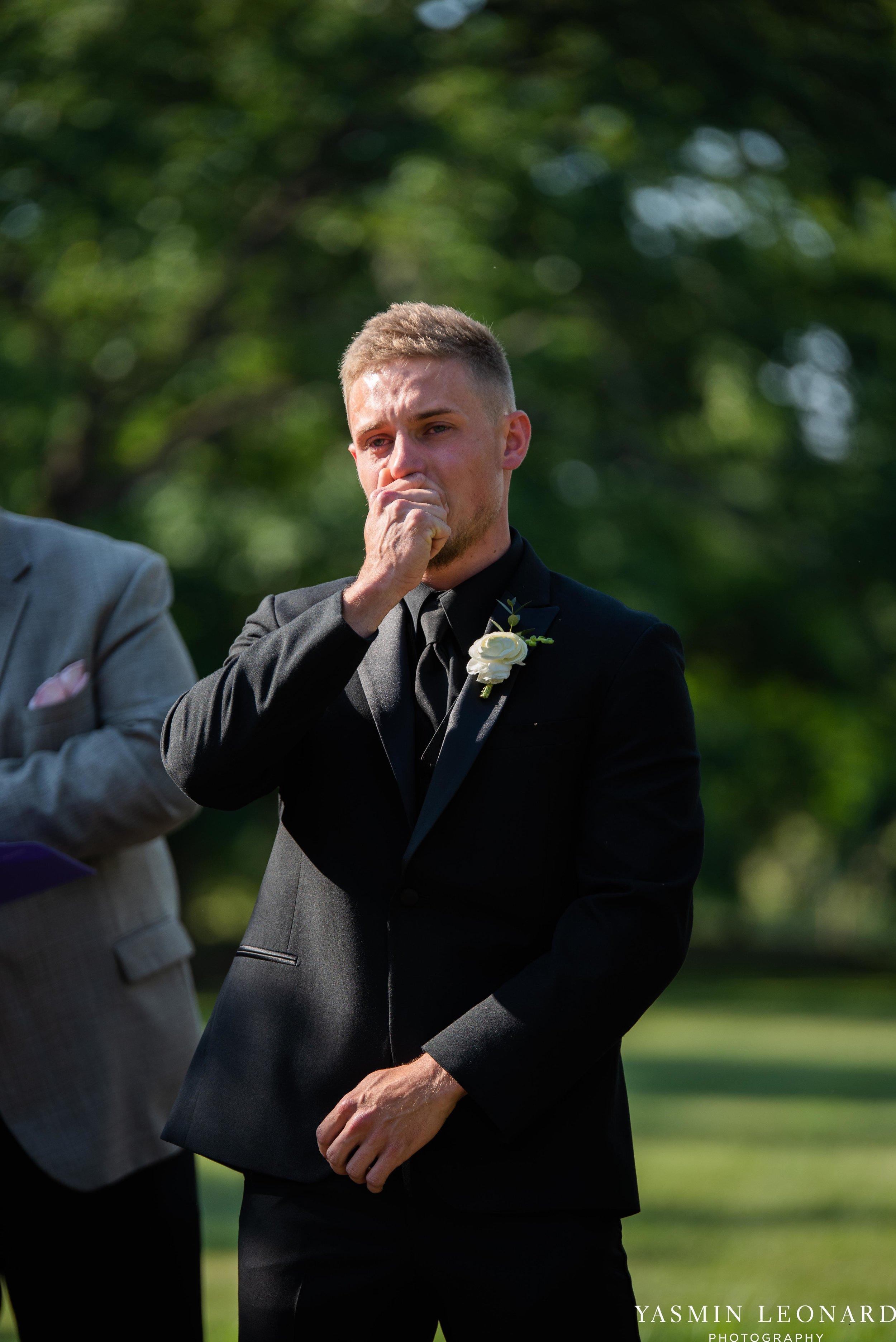 Boxwood Estate - Boxwood Estate Wedding - Luxury Wedding - Black and White Wedding - NC Wedding Venues - NC Weddings - NC Photographer - Lantern Release Grand Exit - Large Wedding Party - Yasmin Leonard Photography-26.jpg