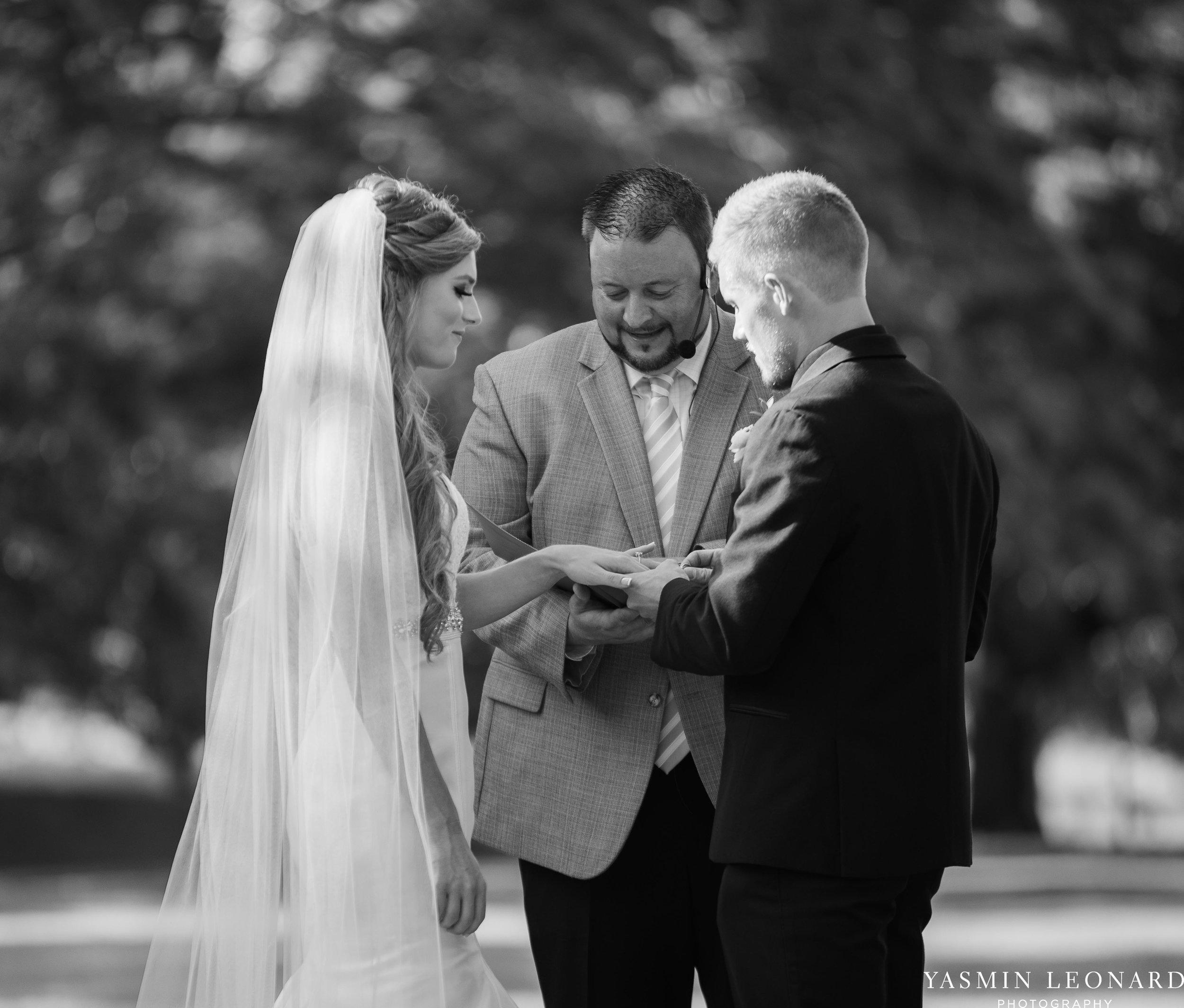 Boxwood Estate - Boxwood Estate Wedding - Luxury Wedding - Black and White Wedding - NC Wedding Venues - NC Weddings - NC Photographer - Lantern Release Grand Exit - Large Wedding Party - Yasmin Leonard Photography-30.jpg