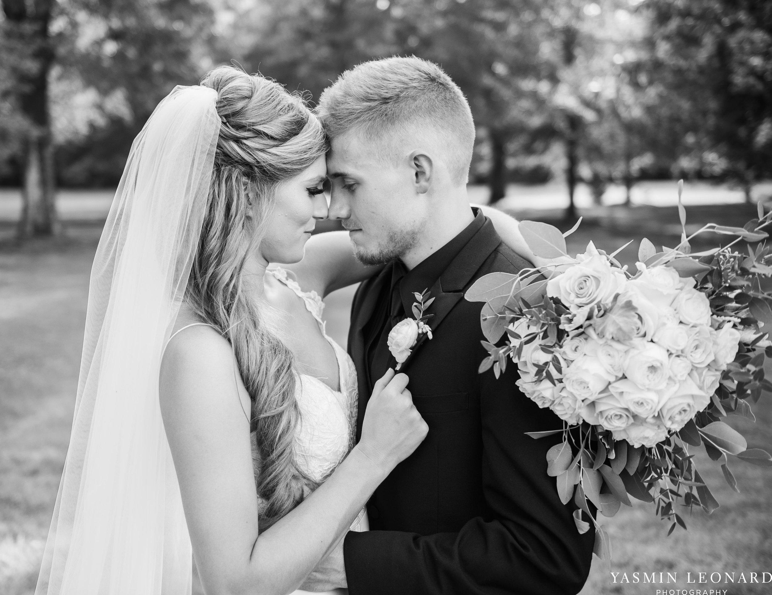 Boxwood Estate - Boxwood Estate Wedding - Luxury Wedding - Black and White Wedding - NC Wedding Venues - NC Weddings - NC Photographer - Lantern Release Grand Exit - Large Wedding Party - Yasmin Leonard Photography-41.jpg