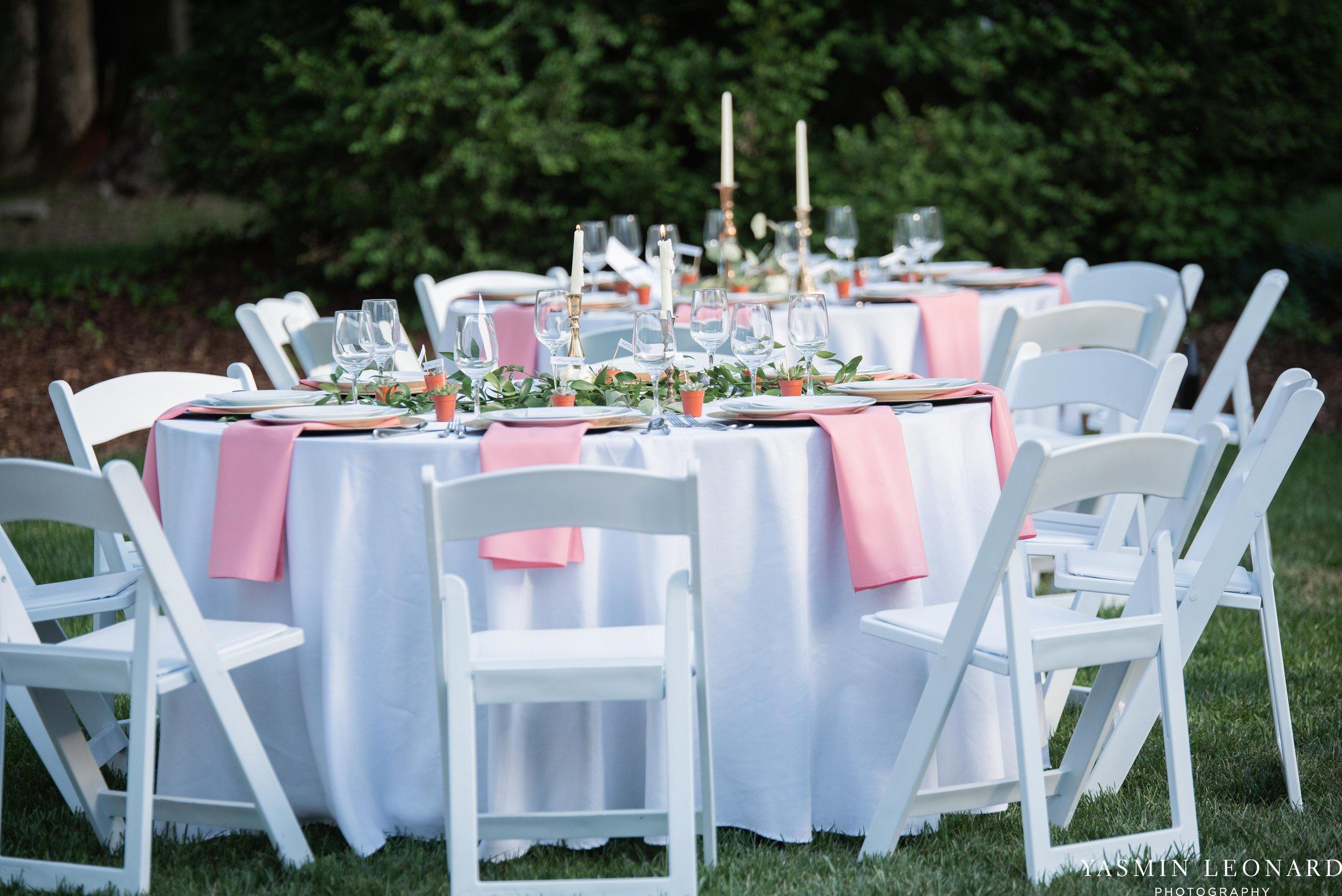 Boxwood Estate - Boxwood Estate Wedding - Luxury Wedding - Black and White Wedding - NC Wedding Venues - NC Weddings - NC Photographer - Lantern Release Grand Exit - Large Wedding Party - Yasmin Leonard Photography-51.jpg