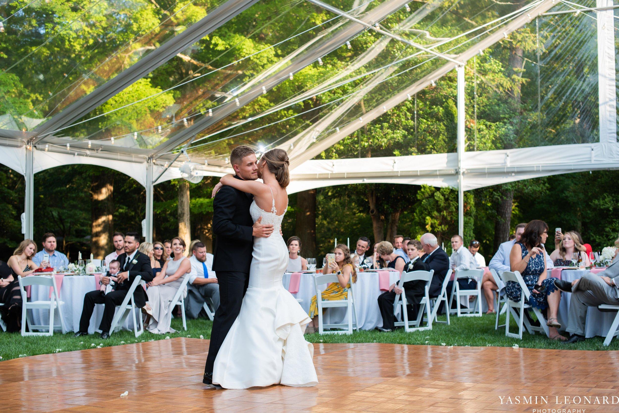Boxwood Estate - Boxwood Estate Wedding - Luxury Wedding - Black and White Wedding - NC Wedding Venues - NC Weddings - NC Photographer - Lantern Release Grand Exit - Large Wedding Party - Yasmin Leonard Photography-56.jpg