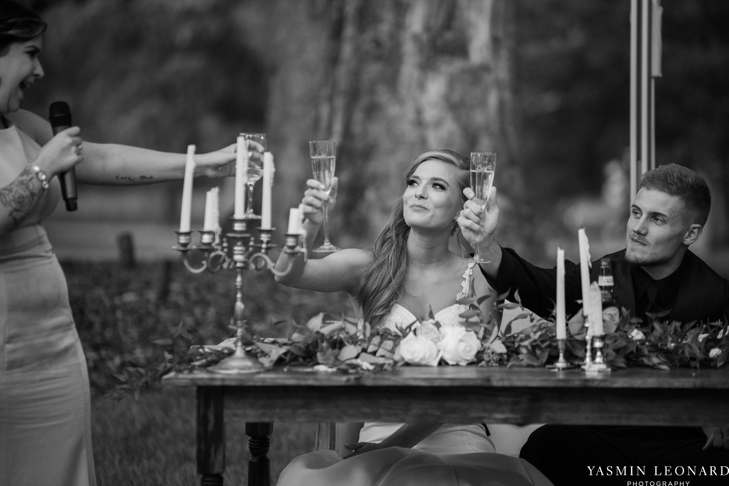 Boxwood Estate - Boxwood Estate Wedding - Luxury Wedding - Black and White Wedding - NC Wedding Venues - NC Weddings - NC Photographer - Lantern Release Grand Exit - Large Wedding Party - Yasmin Leonard Photography-68.jpg
