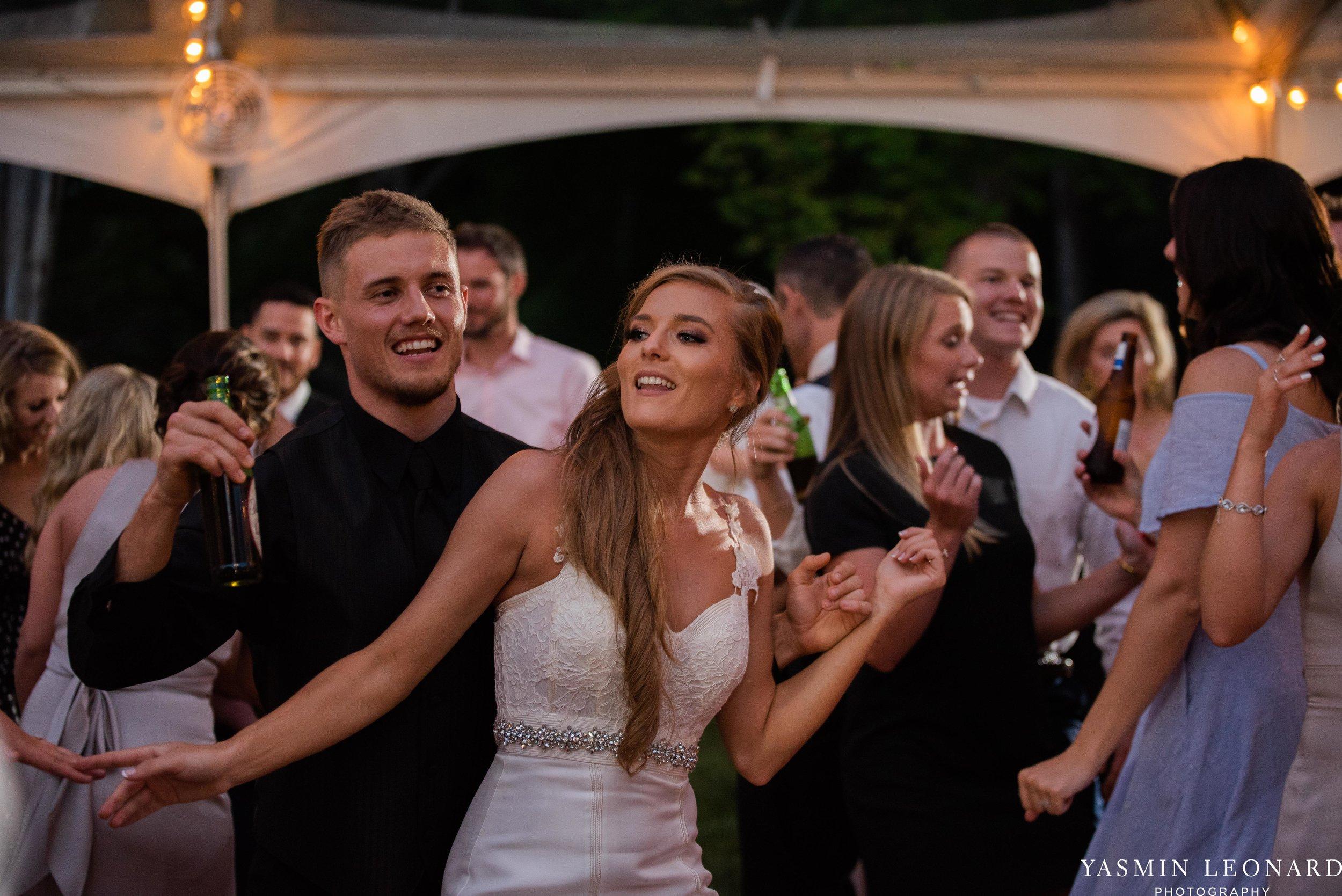 Boxwood Estate - Boxwood Estate Wedding - Luxury Wedding - Black and White Wedding - NC Wedding Venues - NC Weddings - NC Photographer - Lantern Release Grand Exit - Large Wedding Party - Yasmin Leonard Photography-73.jpg