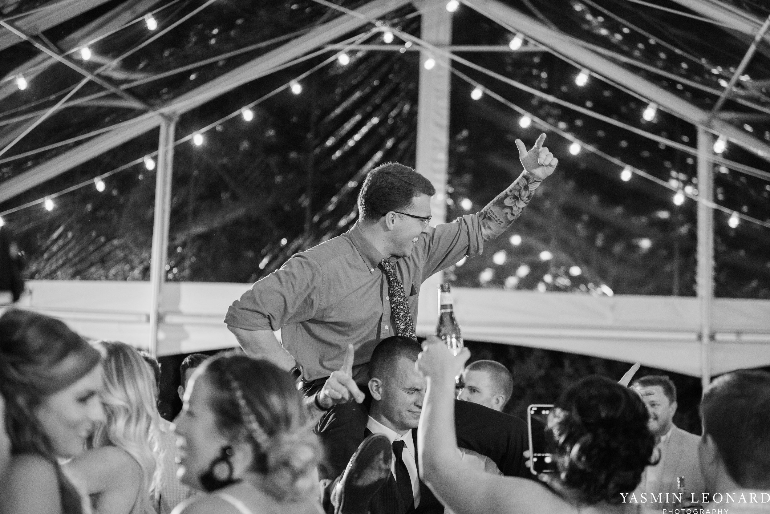 Boxwood Estate - Boxwood Estate Wedding - Luxury Wedding - Black and White Wedding - NC Wedding Venues - NC Weddings - NC Photographer - Lantern Release Grand Exit - Large Wedding Party - Yasmin Leonard Photography-77.jpg