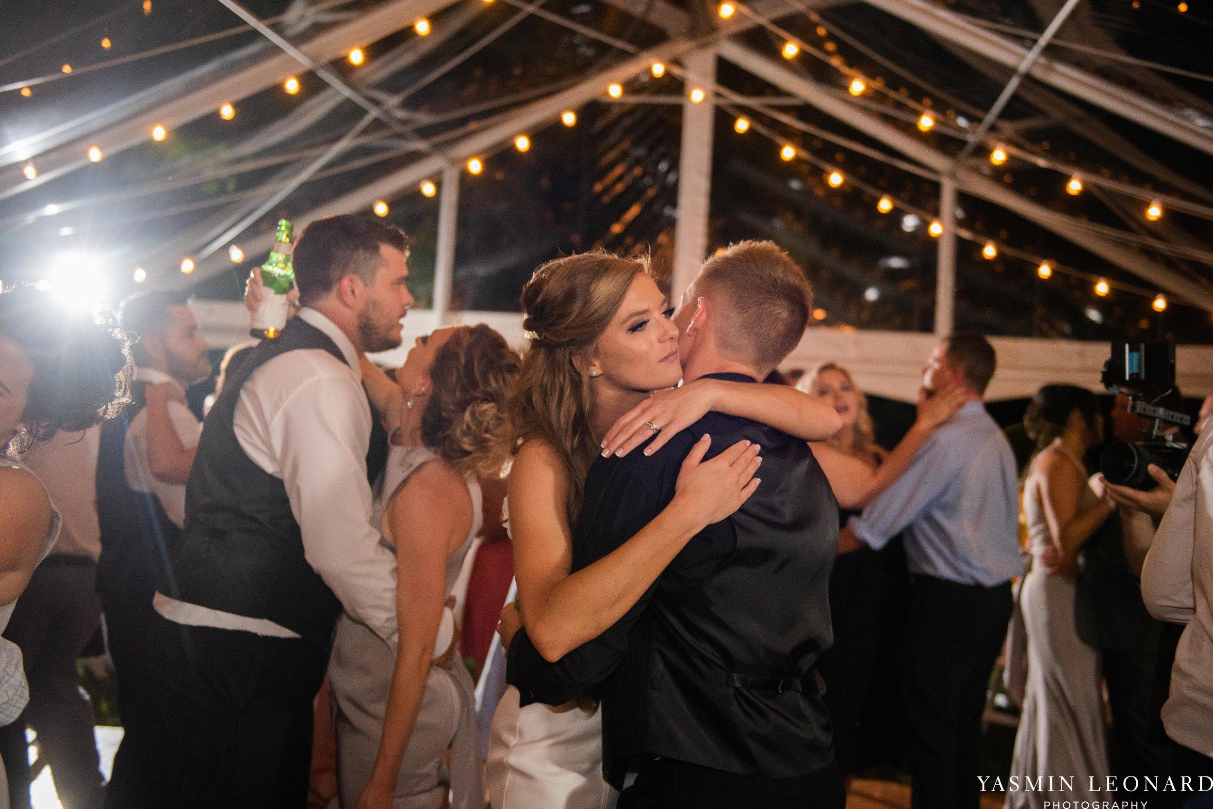 Boxwood Estate - Boxwood Estate Wedding - Luxury Wedding - Black and White Wedding - NC Wedding Venues - NC Weddings - NC Photographer - Lantern Release Grand Exit - Large Wedding Party - Yasmin Leonard Photography-79.jpg