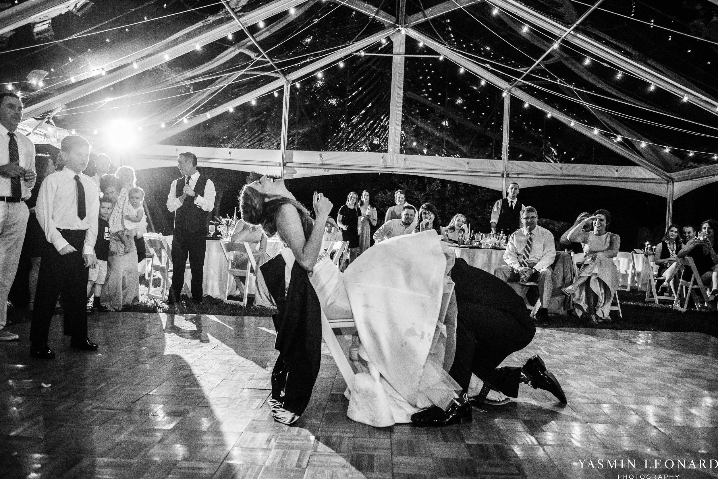 Boxwood Estate - Boxwood Estate Wedding - Luxury Wedding - Black and White Wedding - NC Wedding Venues - NC Weddings - NC Photographer - Lantern Release Grand Exit - Large Wedding Party - Yasmin Leonard Photography-80.jpg