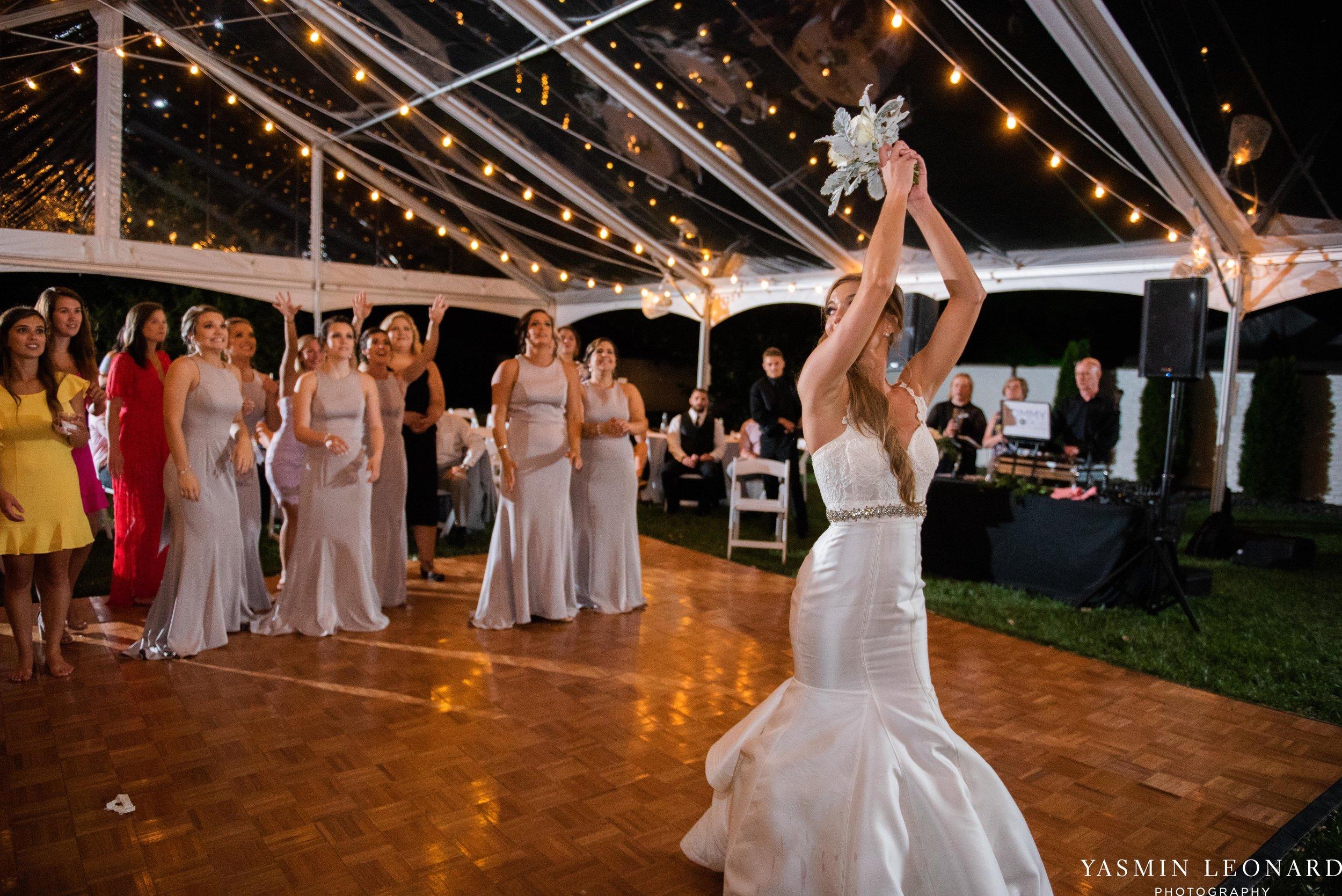 Boxwood Estate - Boxwood Estate Wedding - Luxury Wedding - Black and White Wedding - NC Wedding Venues - NC Weddings - NC Photographer - Lantern Release Grand Exit - Large Wedding Party - Yasmin Leonard Photography-83.jpg