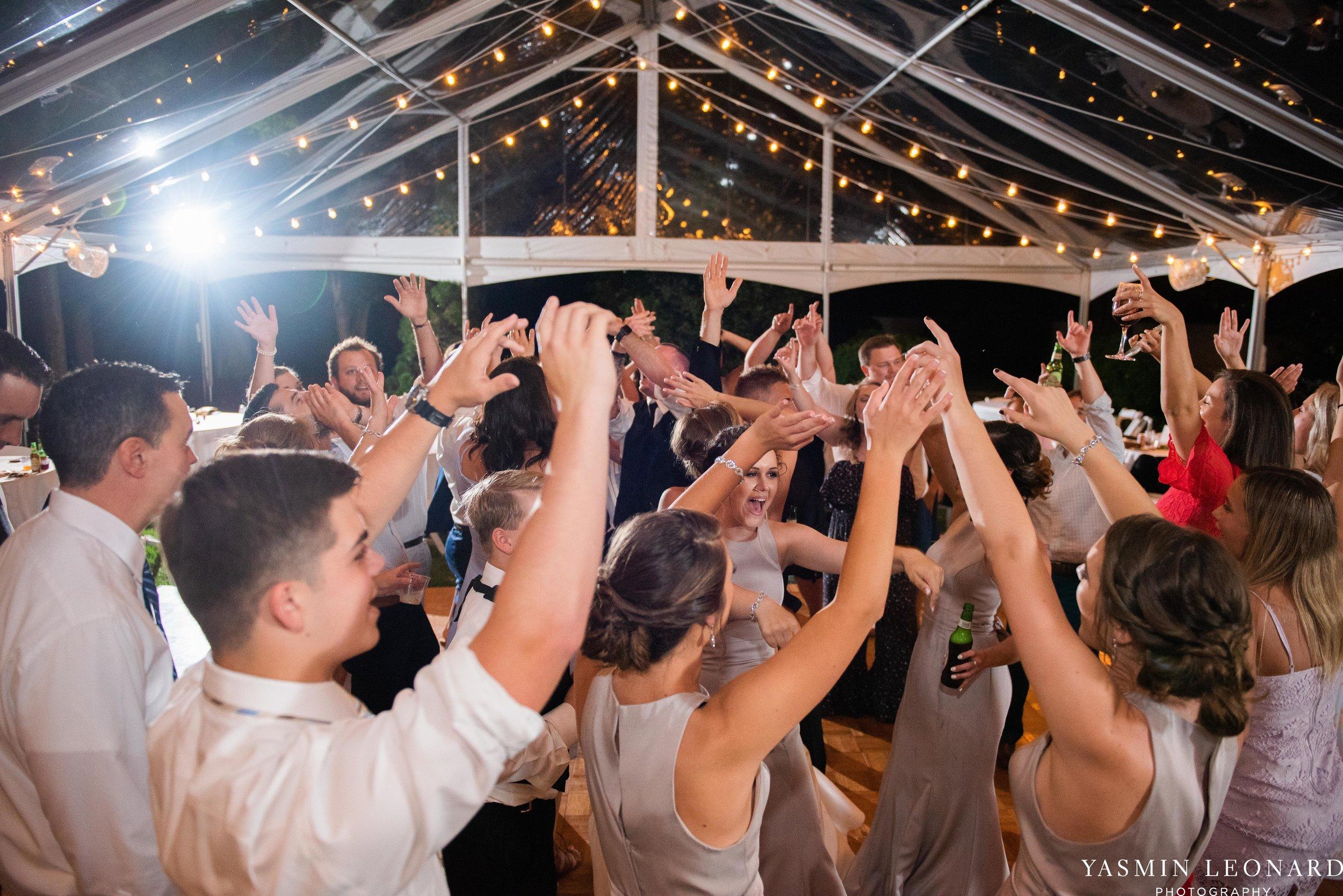 Boxwood Estate - Boxwood Estate Wedding - Luxury Wedding - Black and White Wedding - NC Wedding Venues - NC Weddings - NC Photographer - Lantern Release Grand Exit - Large Wedding Party - Yasmin Leonard Photography-86.jpg