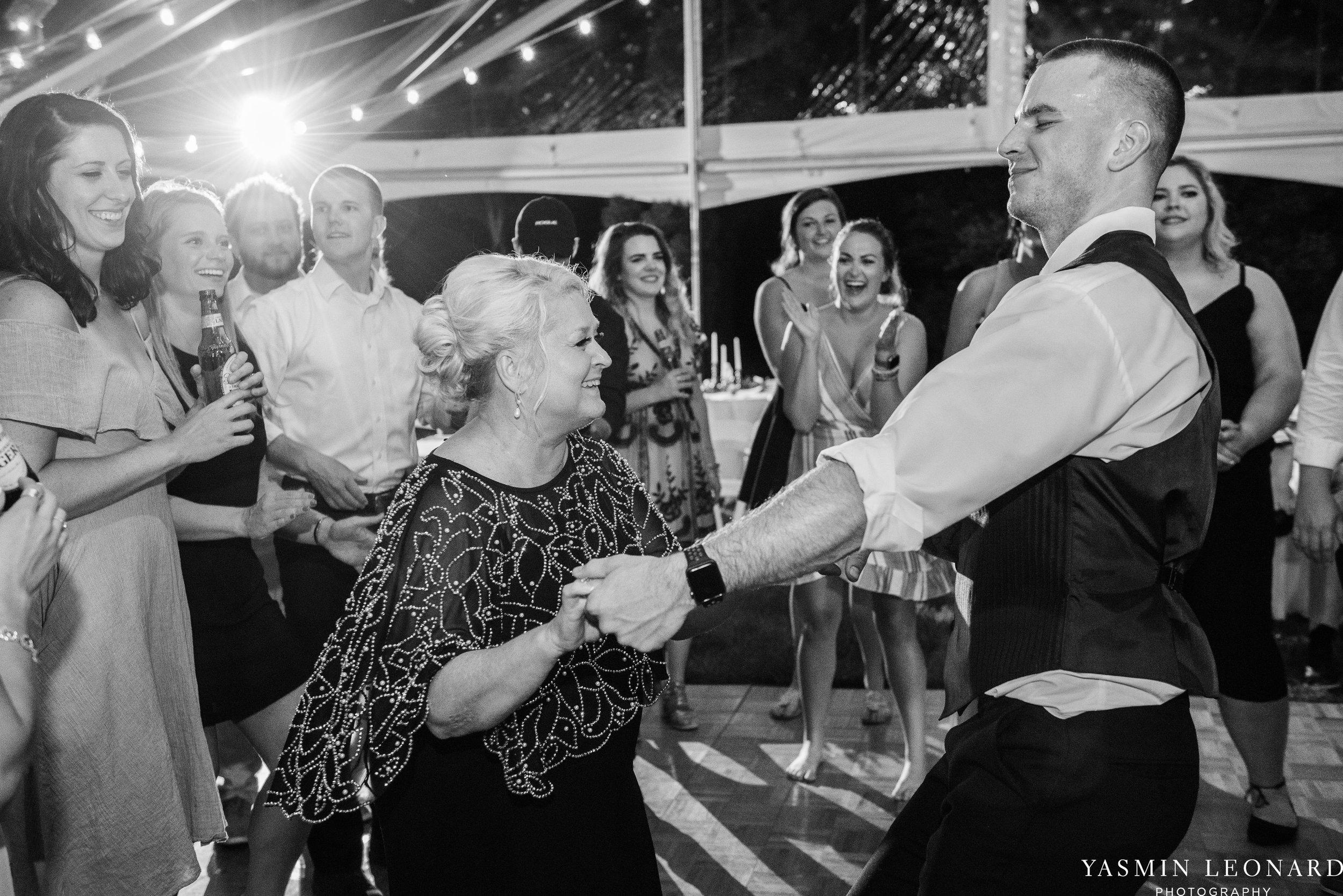 Boxwood Estate - Boxwood Estate Wedding - Luxury Wedding - Black and White Wedding - NC Wedding Venues - NC Weddings - NC Photographer - Lantern Release Grand Exit - Large Wedding Party - Yasmin Leonard Photography-87.jpg