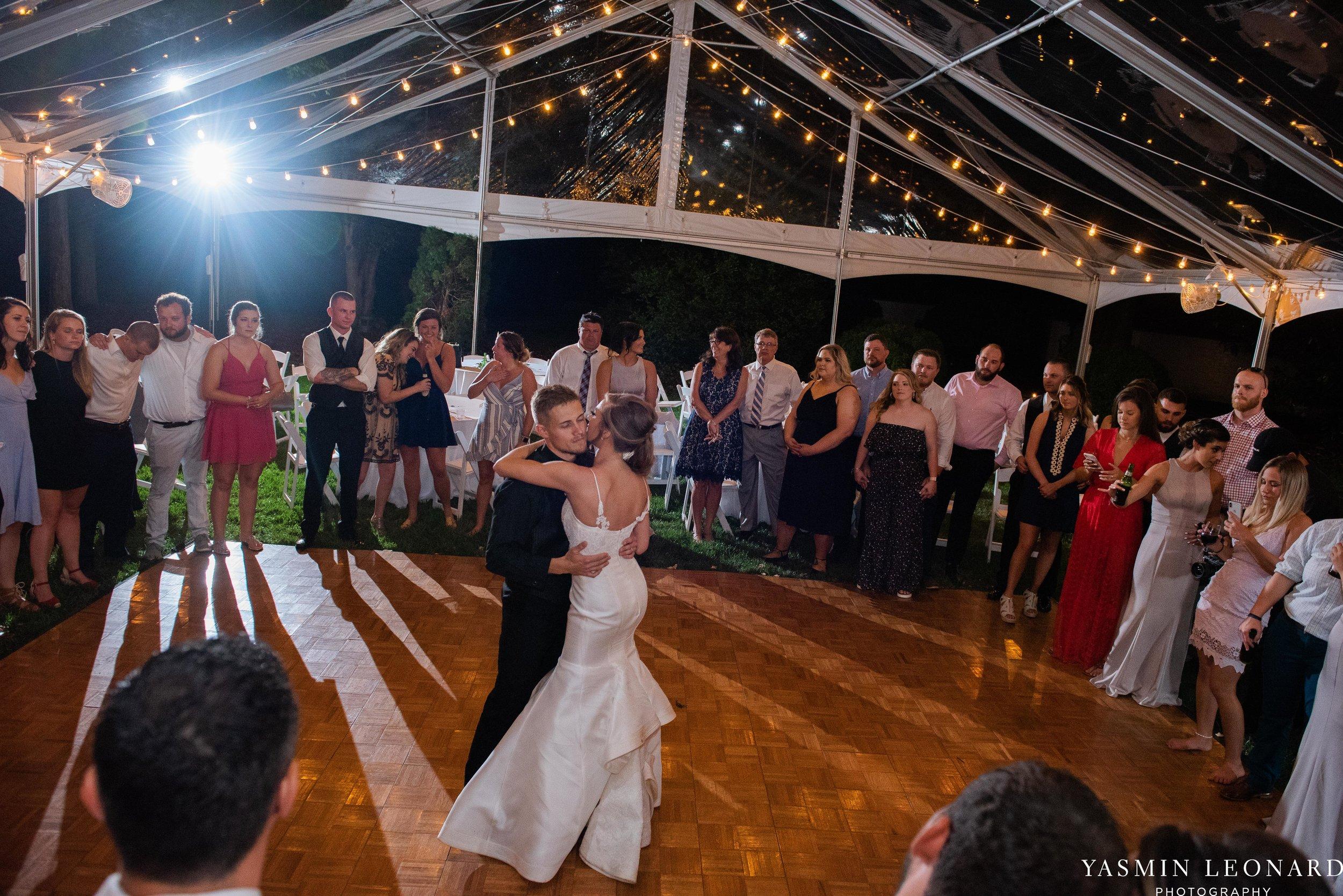 Boxwood Estate - Boxwood Estate Wedding - Luxury Wedding - Black and White Wedding - NC Wedding Venues - NC Weddings - NC Photographer - Lantern Release Grand Exit - Large Wedding Party - Yasmin Leonard Photography-89.jpg