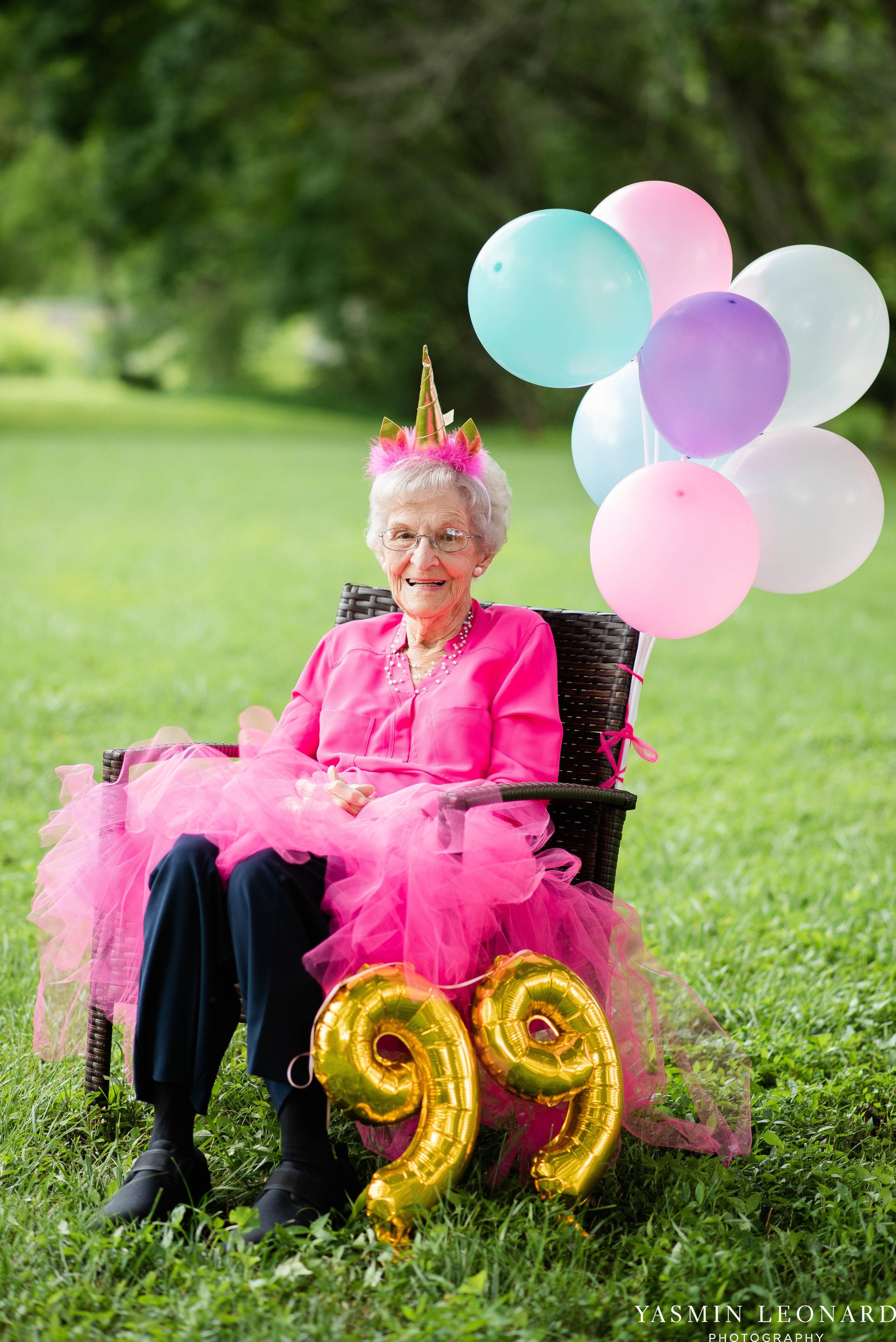99 Year Old Birthday - Great Grandma Birthday Session - Grandma Birthday Session - 99 years Old - Adult Birthday Session - Four Generations-2.jpg