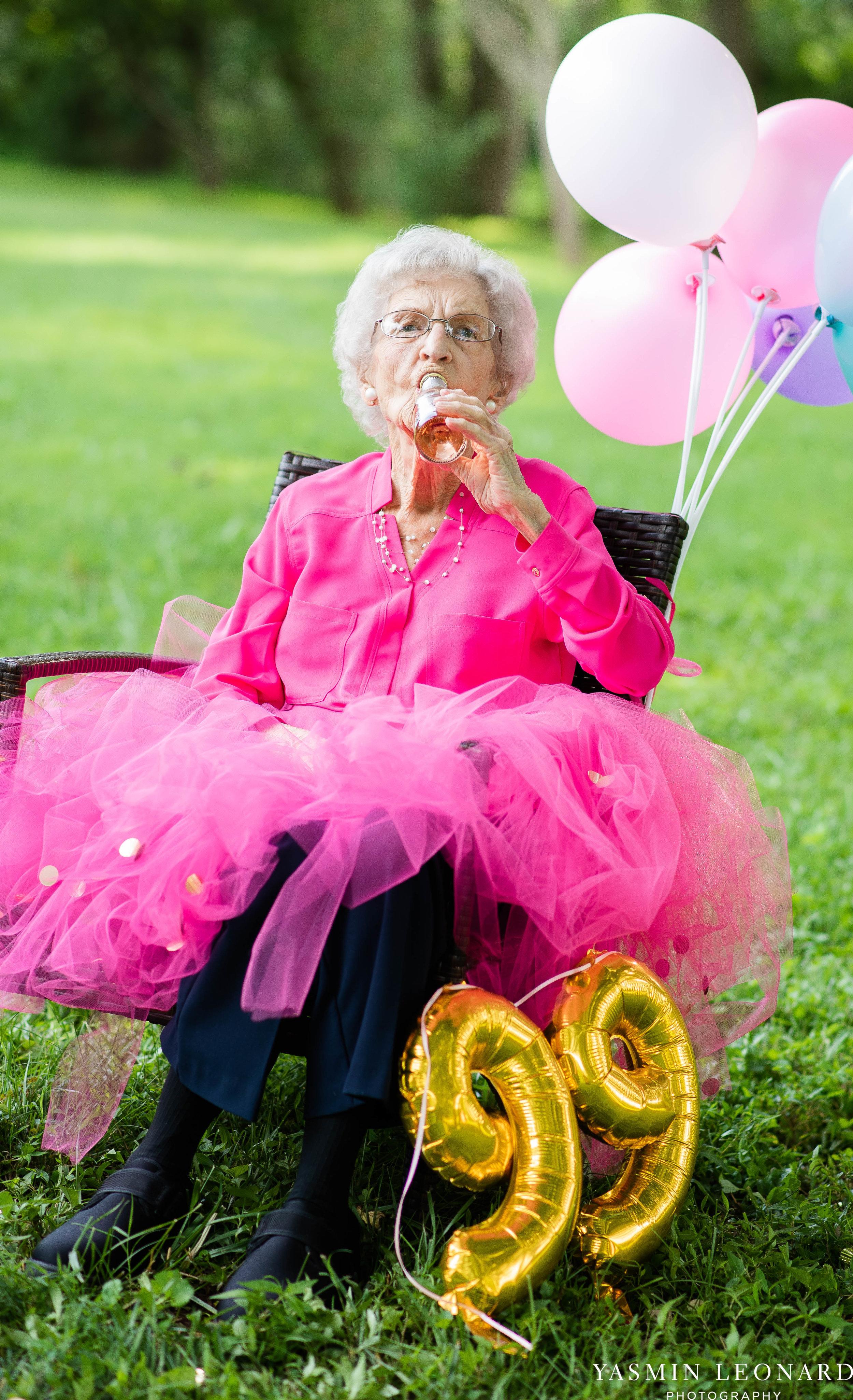 99 Year Old Birthday - Great Grandma Birthday Session - Grandma Birthday Session - 99 years Old - Adult Birthday Session - Four Generations-8.jpg
