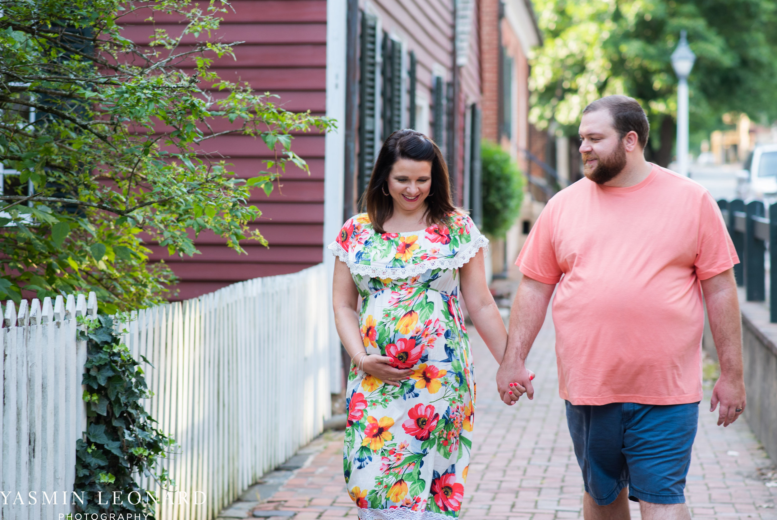 Maternity Session - Summer Maternity Session - Maternity Ideas - High Point Photographer - NC Photographer - What to wear Maternity Session-7.jpg