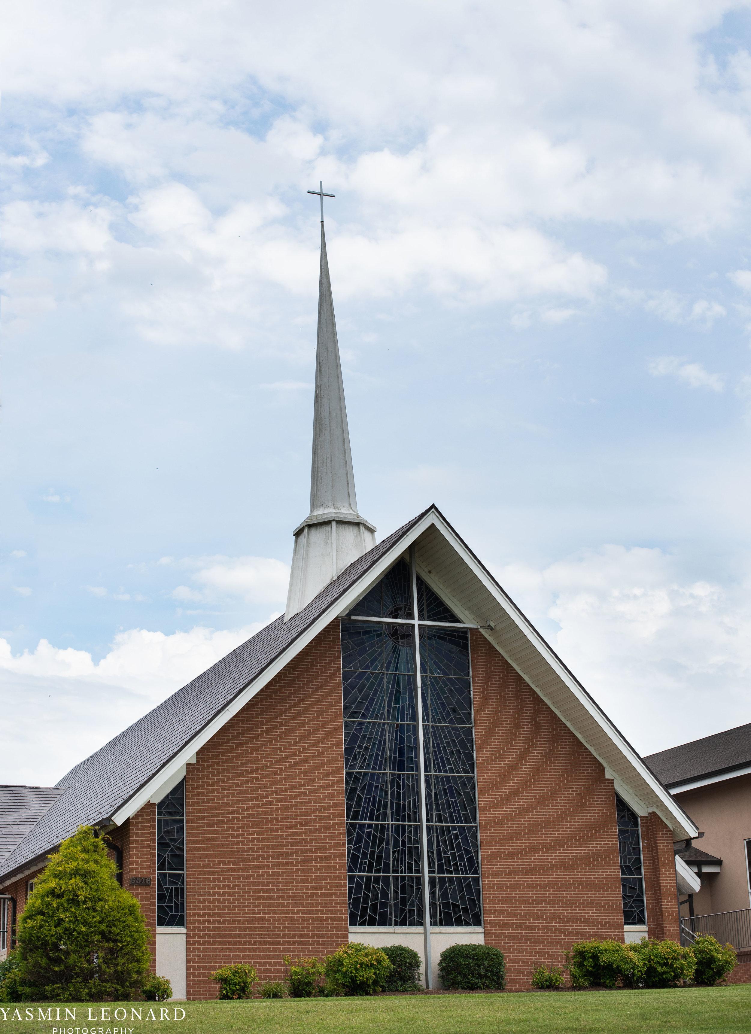 Mt. Pleasant Church - Church Wedding - Traditional Wedding - Church Ceremony - Country Wedding - Godly Wedding - NC Wedding Photographer - High Point Weddings - Triad Weddings - NC Venues-1.jpg
