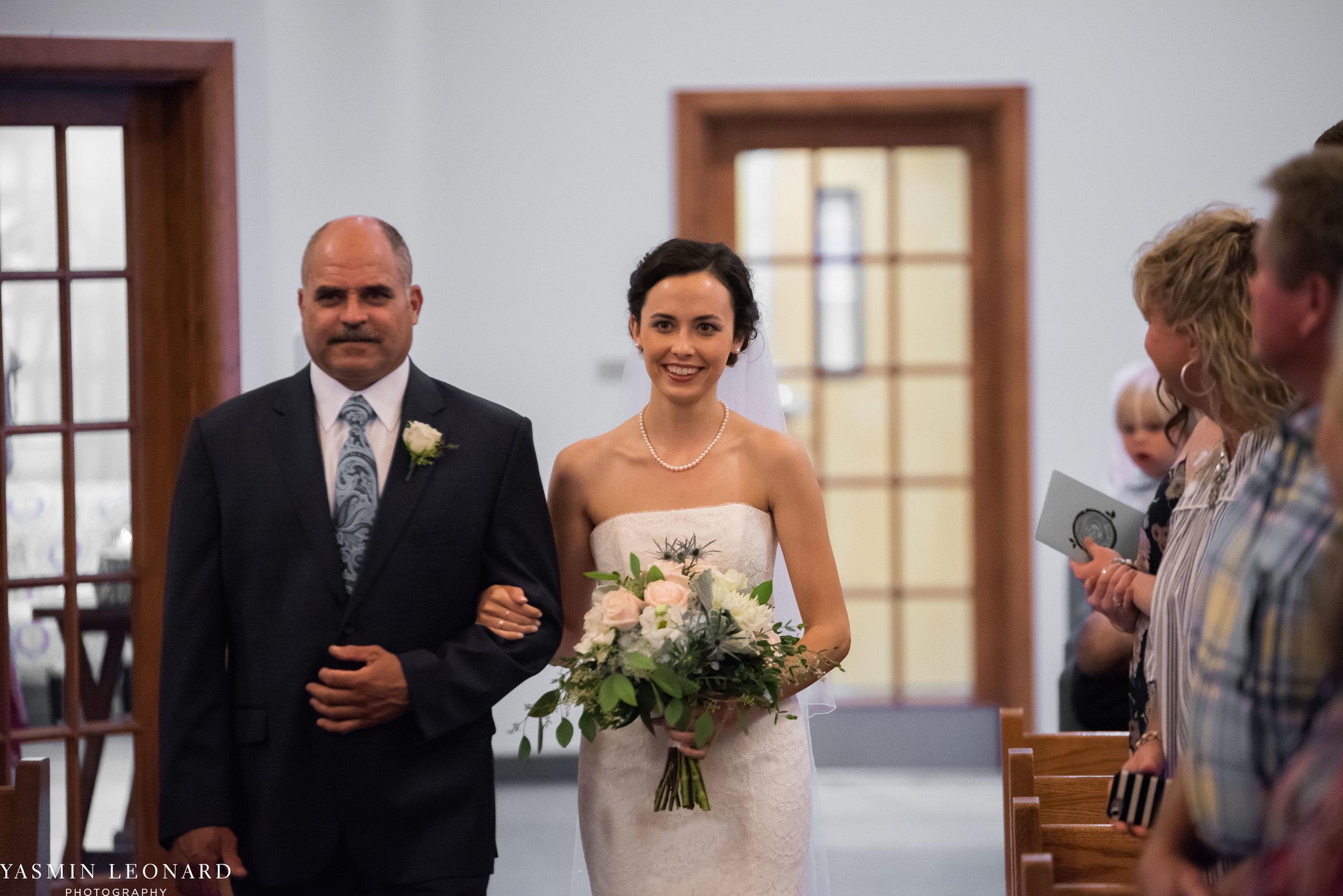 Mt. Pleasant Church - Church Wedding - Traditional Wedding - Church Ceremony - Country Wedding - Godly Wedding - NC Wedding Photographer - High Point Weddings - Triad Weddings - NC Venues-20.jpg