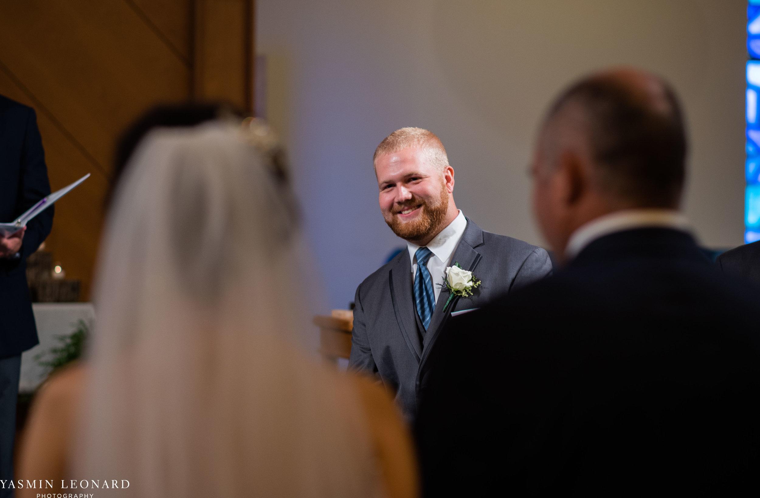 Mt. Pleasant Church - Church Wedding - Traditional Wedding - Church Ceremony - Country Wedding - Godly Wedding - NC Wedding Photographer - High Point Weddings - Triad Weddings - NC Venues-22.jpg
