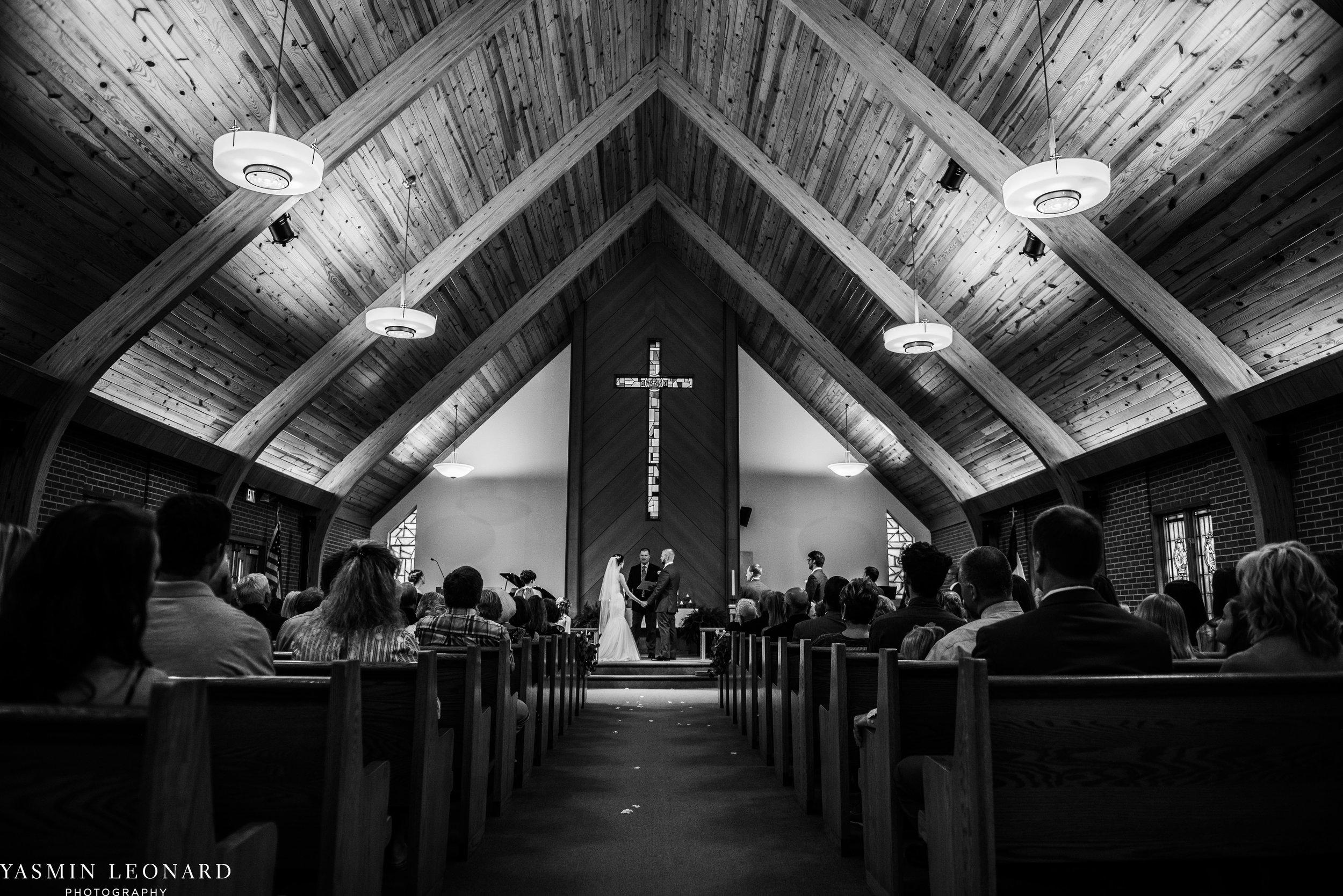 Mt. Pleasant Church - Church Wedding - Traditional Wedding - Church Ceremony - Country Wedding - Godly Wedding - NC Wedding Photographer - High Point Weddings - Triad Weddings - NC Venues-23.jpg