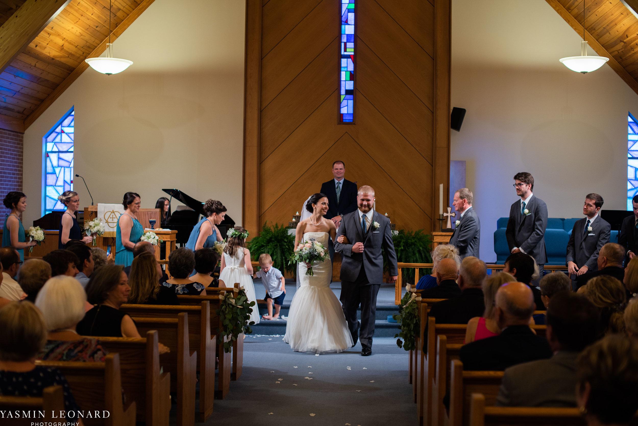 Mt. Pleasant Church - Church Wedding - Traditional Wedding - Church Ceremony - Country Wedding - Godly Wedding - NC Wedding Photographer - High Point Weddings - Triad Weddings - NC Venues-26.jpg