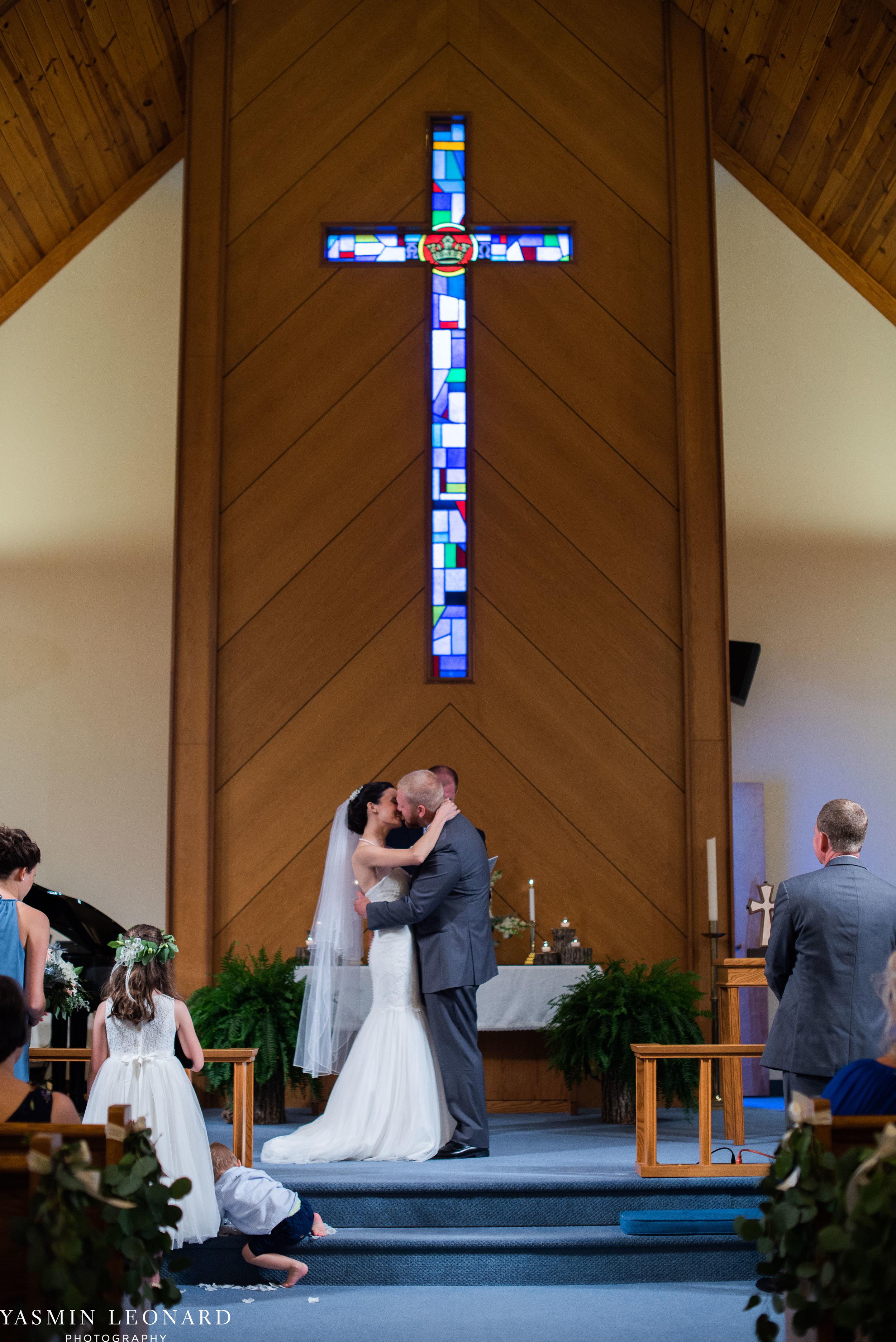 Mt. Pleasant Church - Church Wedding - Traditional Wedding - Church Ceremony - Country Wedding - Godly Wedding - NC Wedding Photographer - High Point Weddings - Triad Weddings - NC Venues-25.jpg