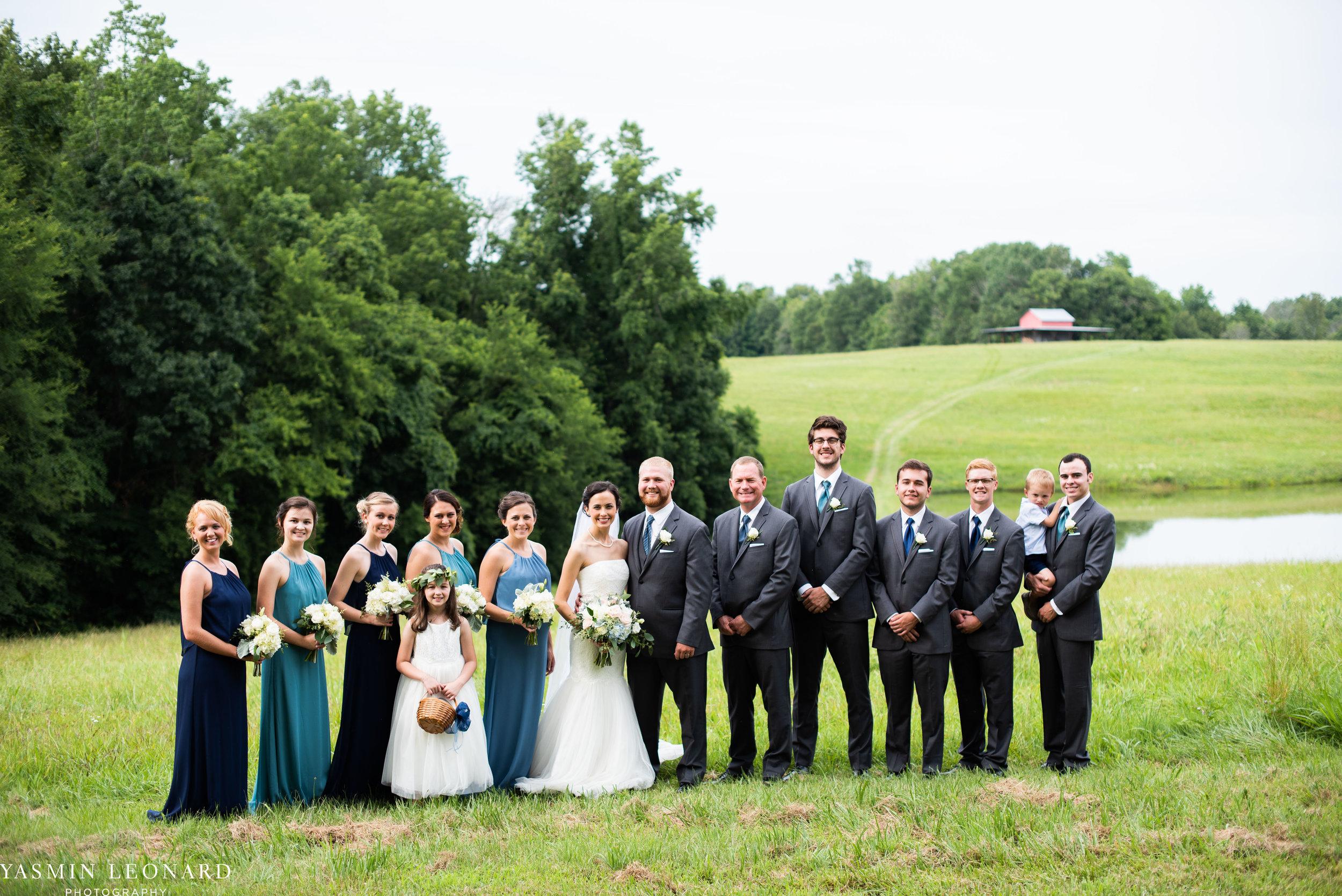 Mt. Pleasant Church - Church Wedding - Traditional Wedding - Church Ceremony - Country Wedding - Godly Wedding - NC Wedding Photographer - High Point Weddings - Triad Weddings - NC Venues-27.jpg