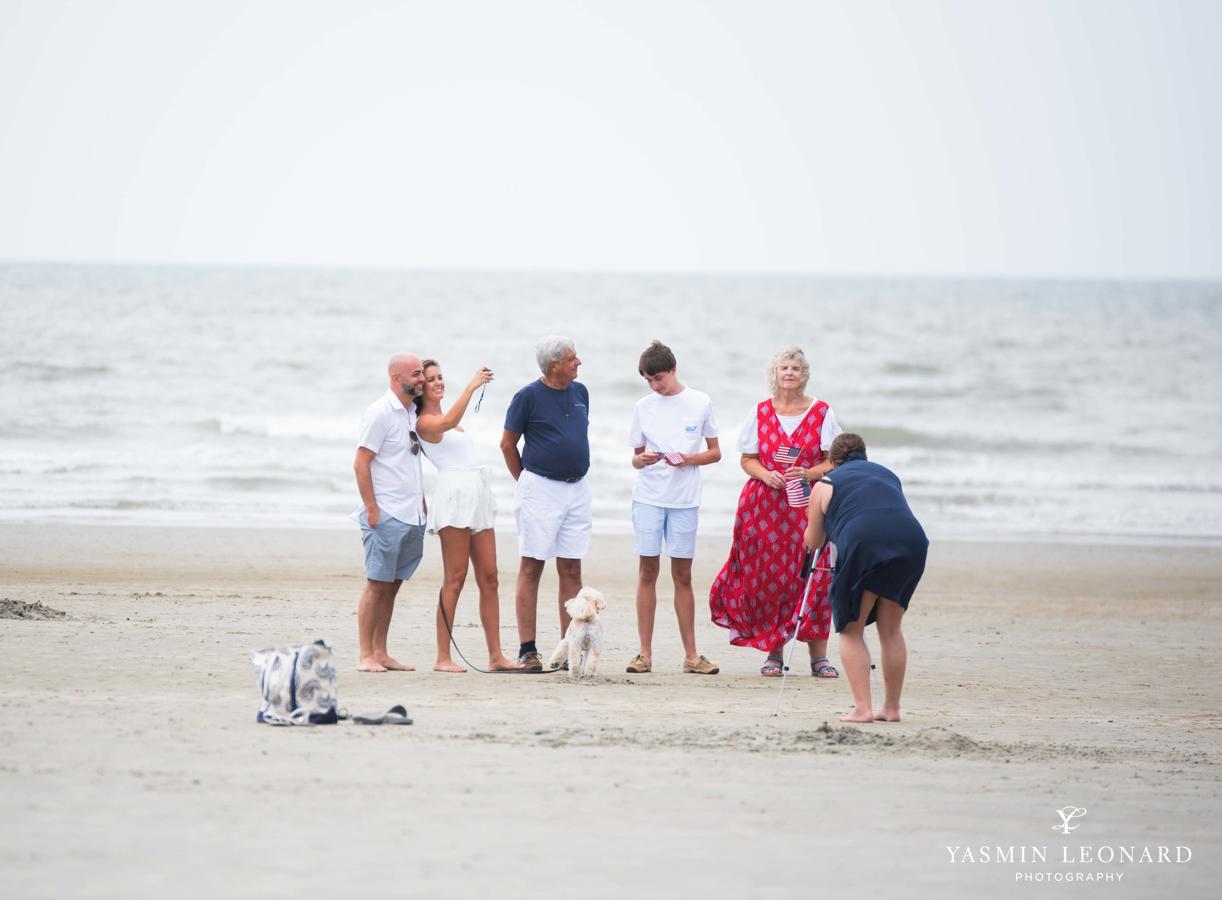 Beach Proposal - Beach Engagement Kiawah Island Photographer - NC Beach Photographer - How He Asked - NC Photographer - Proposal Ideas - Engagement Ring - Yasmin Leonard Photography-1-2.jpg