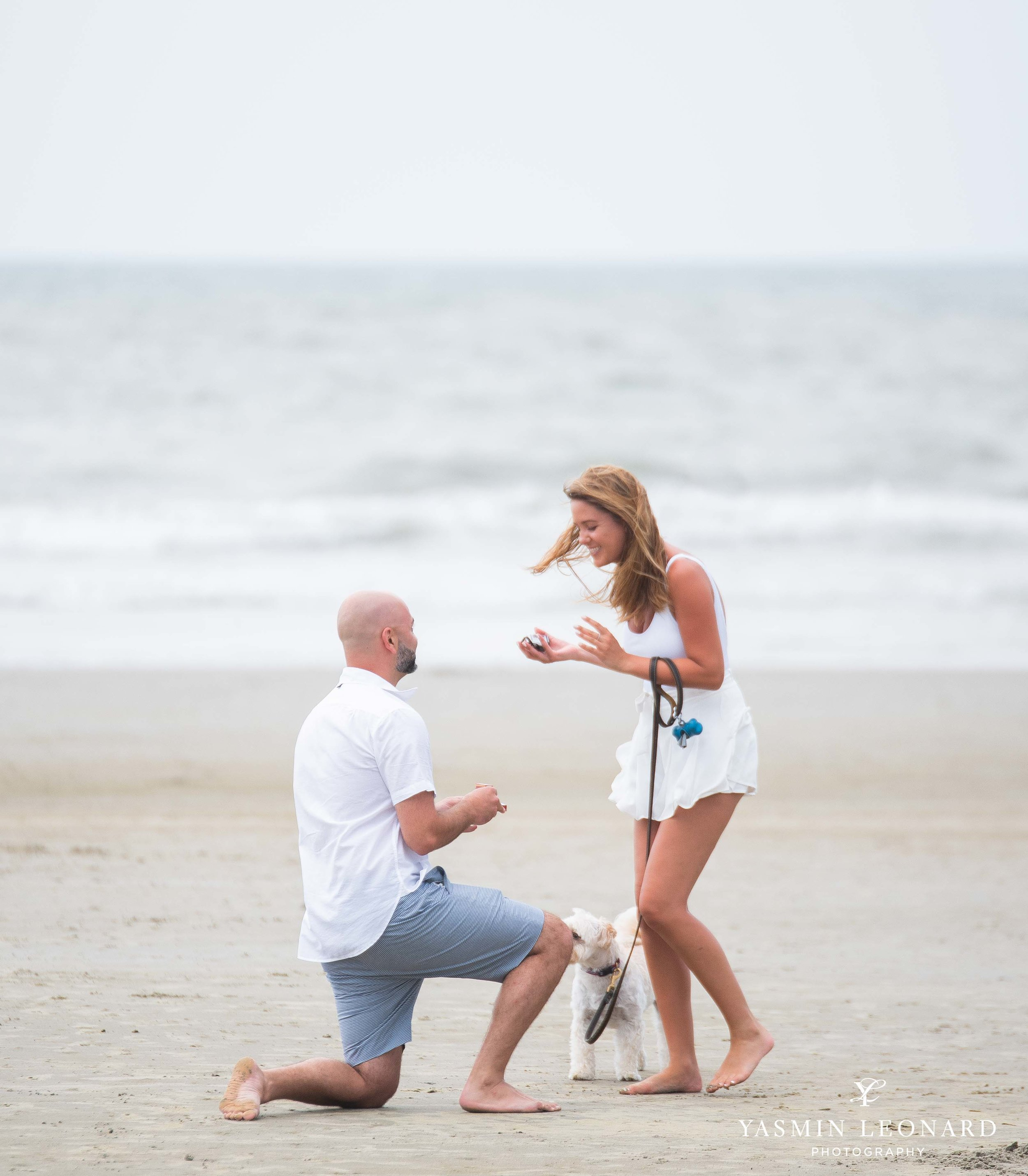 Wedding Proposal Ideas Beach: Yasmin Leonard Photography