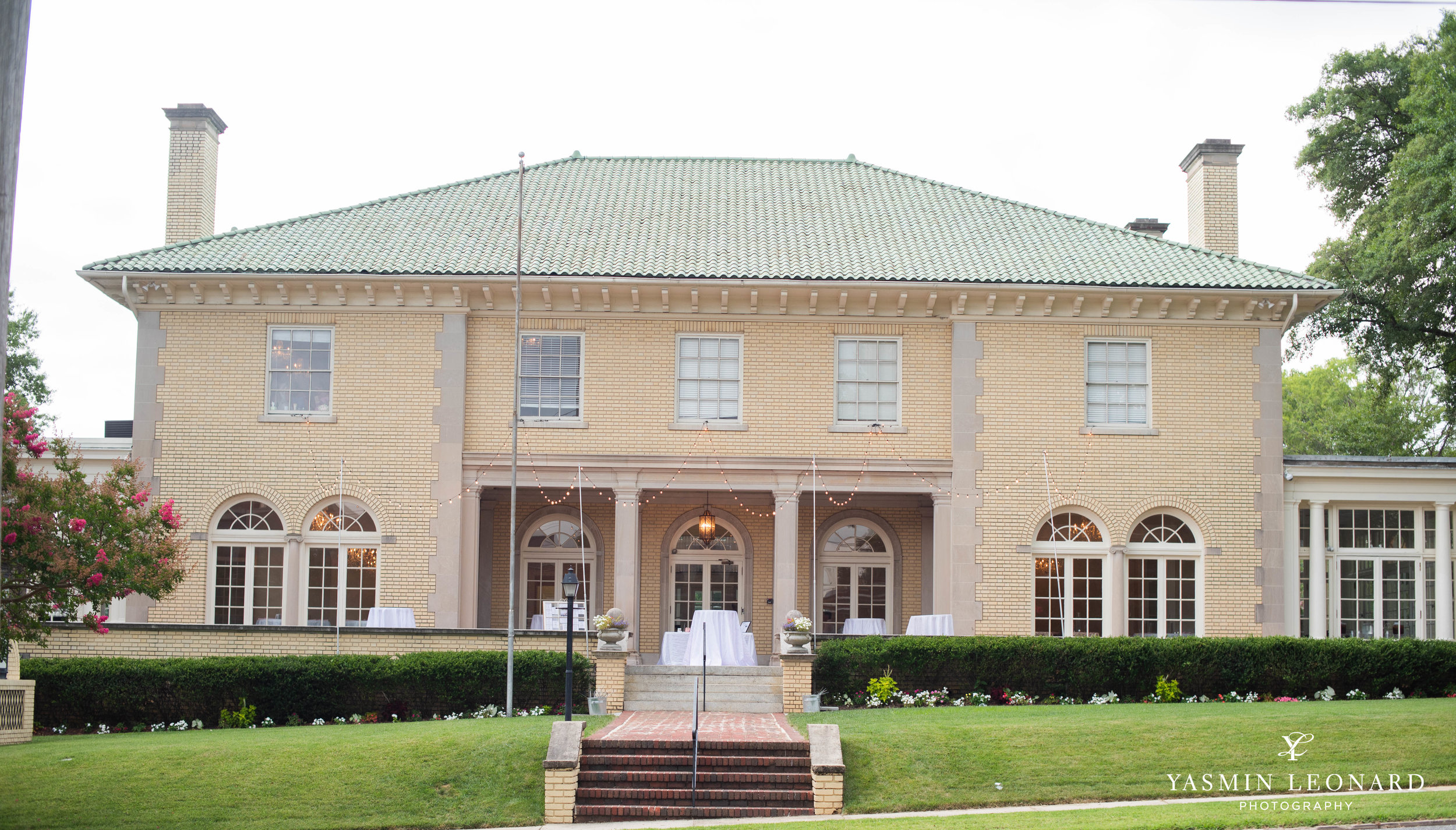 Separk Mansion - NC Weddings - Gastonia Wedding - NC Wedding Venues - Pink and Blue Wedding Ideas - Pink Bridesmaid Dresses - Yasmin Leonard Photography-1.jpg