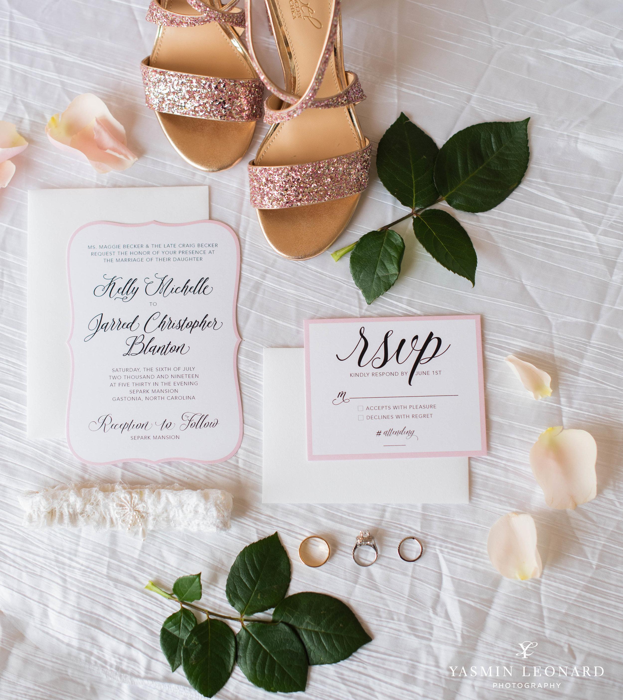Separk Mansion - NC Weddings - Gastonia Wedding - NC Wedding Venues - Pink and Blue Wedding Ideas - Pink Bridesmaid Dresses - Yasmin Leonard Photography-3.jpg