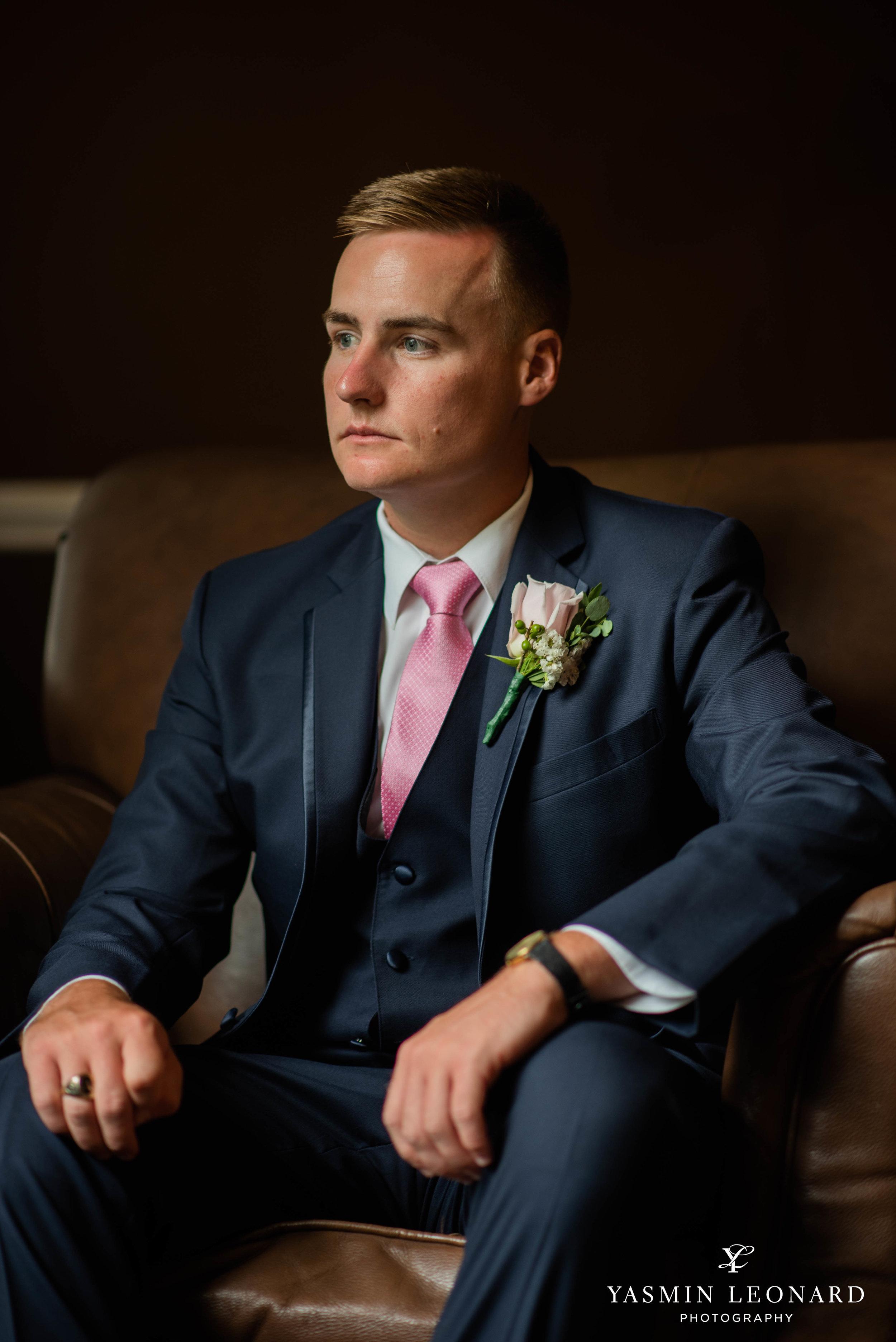 Separk Mansion - NC Weddings - Gastonia Wedding - NC Wedding Venues - Pink and Blue Wedding Ideas - Pink Bridesmaid Dresses - Yasmin Leonard Photography-11.jpg