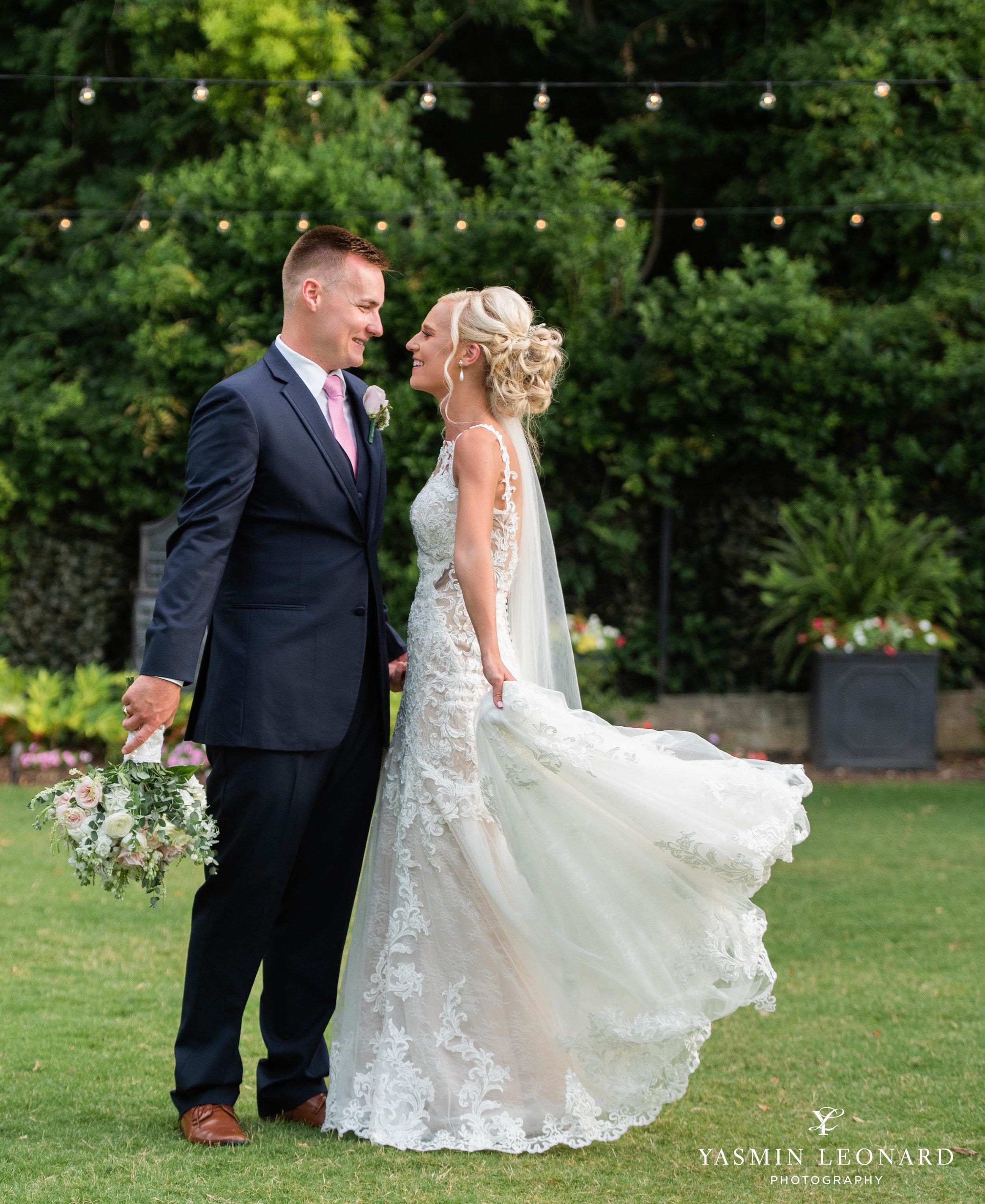Separk Mansion - NC Weddings - Gastonia Wedding - NC Wedding Venues - Pink and Blue Wedding Ideas - Pink Bridesmaid Dresses - Yasmin Leonard Photography-30.jpg