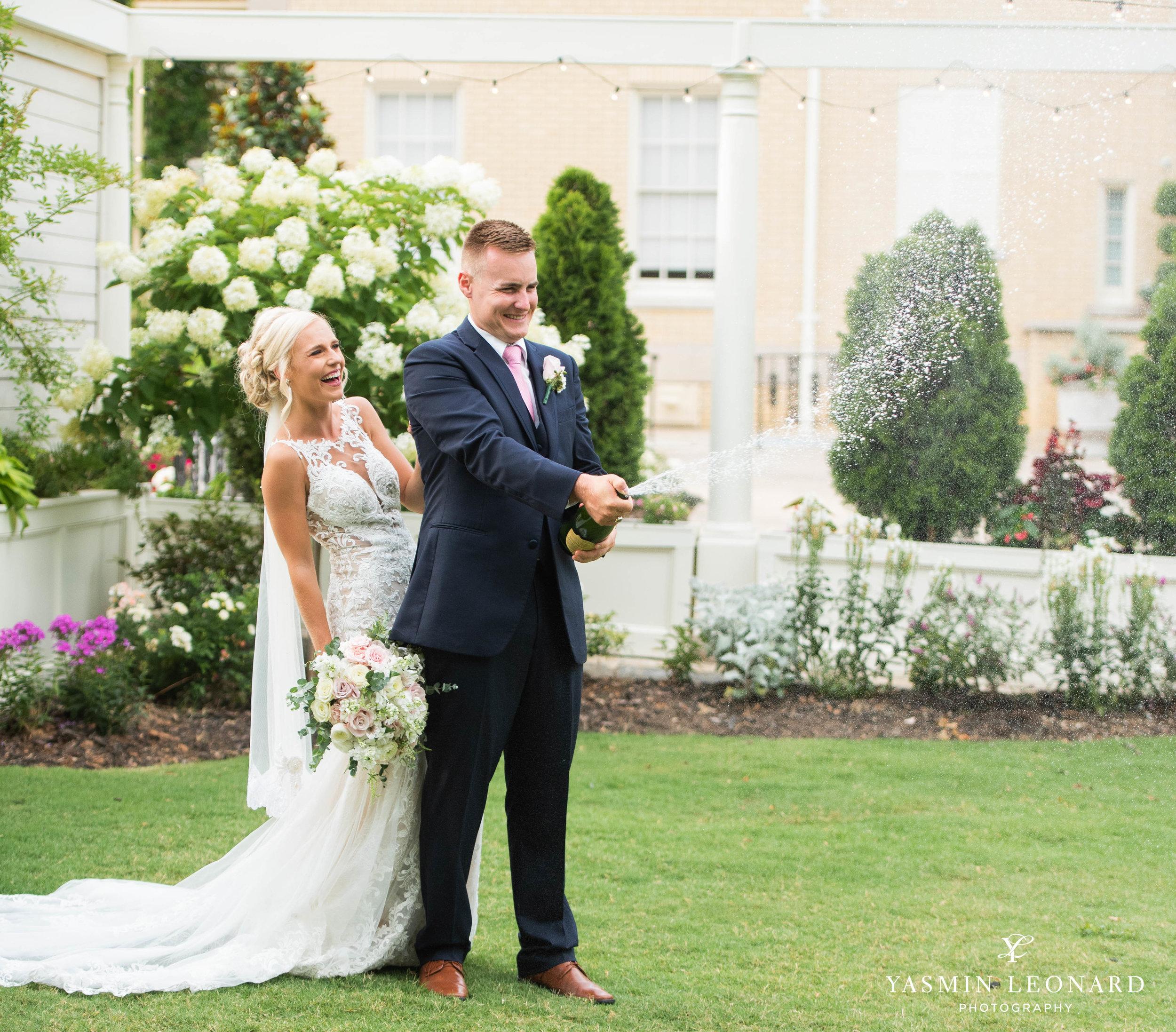 Separk Mansion - NC Weddings - Gastonia Wedding - NC Wedding Venues - Pink and Blue Wedding Ideas - Pink Bridesmaid Dresses - Yasmin Leonard Photography-31.jpg