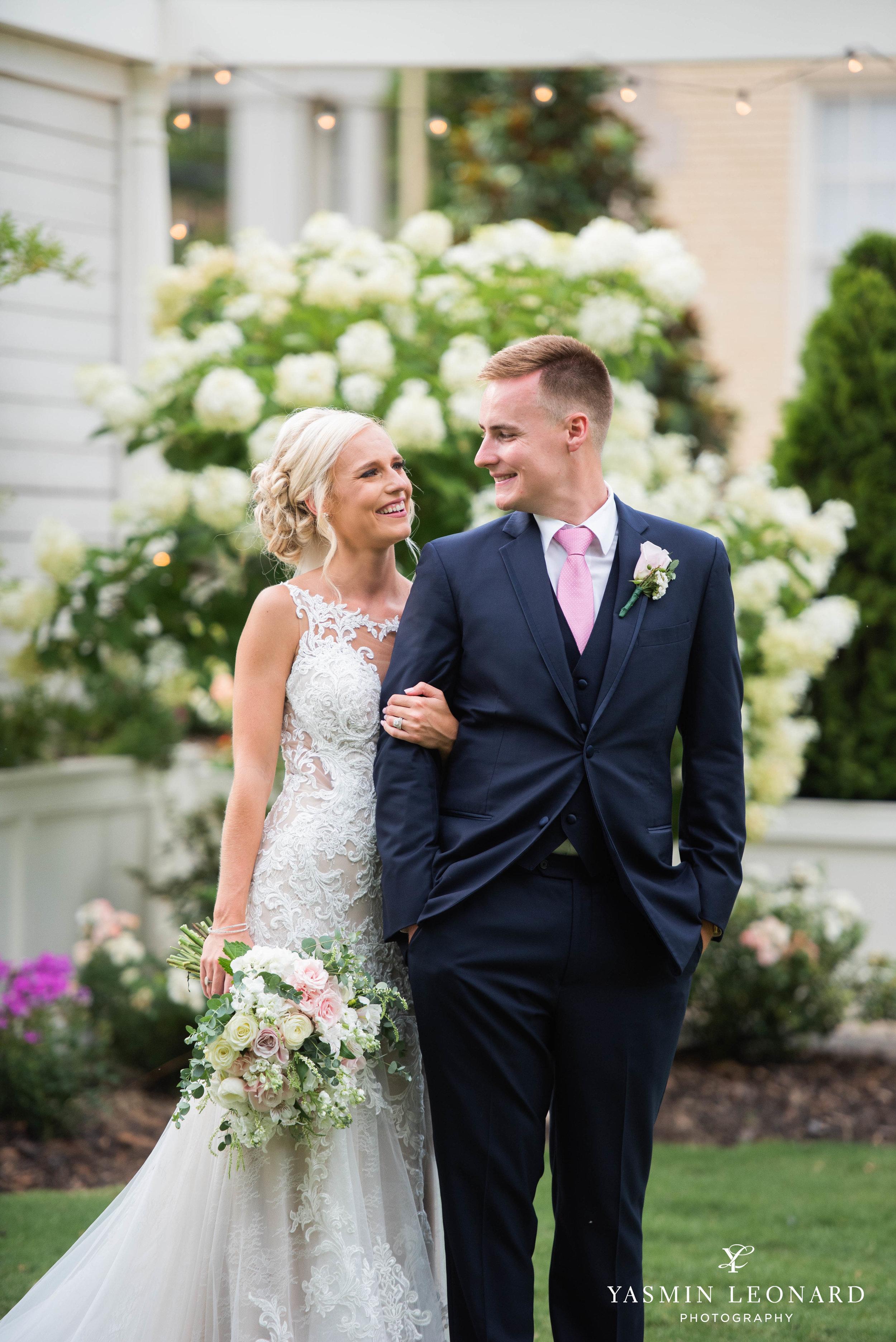 Separk Mansion - NC Weddings - Gastonia Wedding - NC Wedding Venues - Pink and Blue Wedding Ideas - Pink Bridesmaid Dresses - Yasmin Leonard Photography-32.jpg