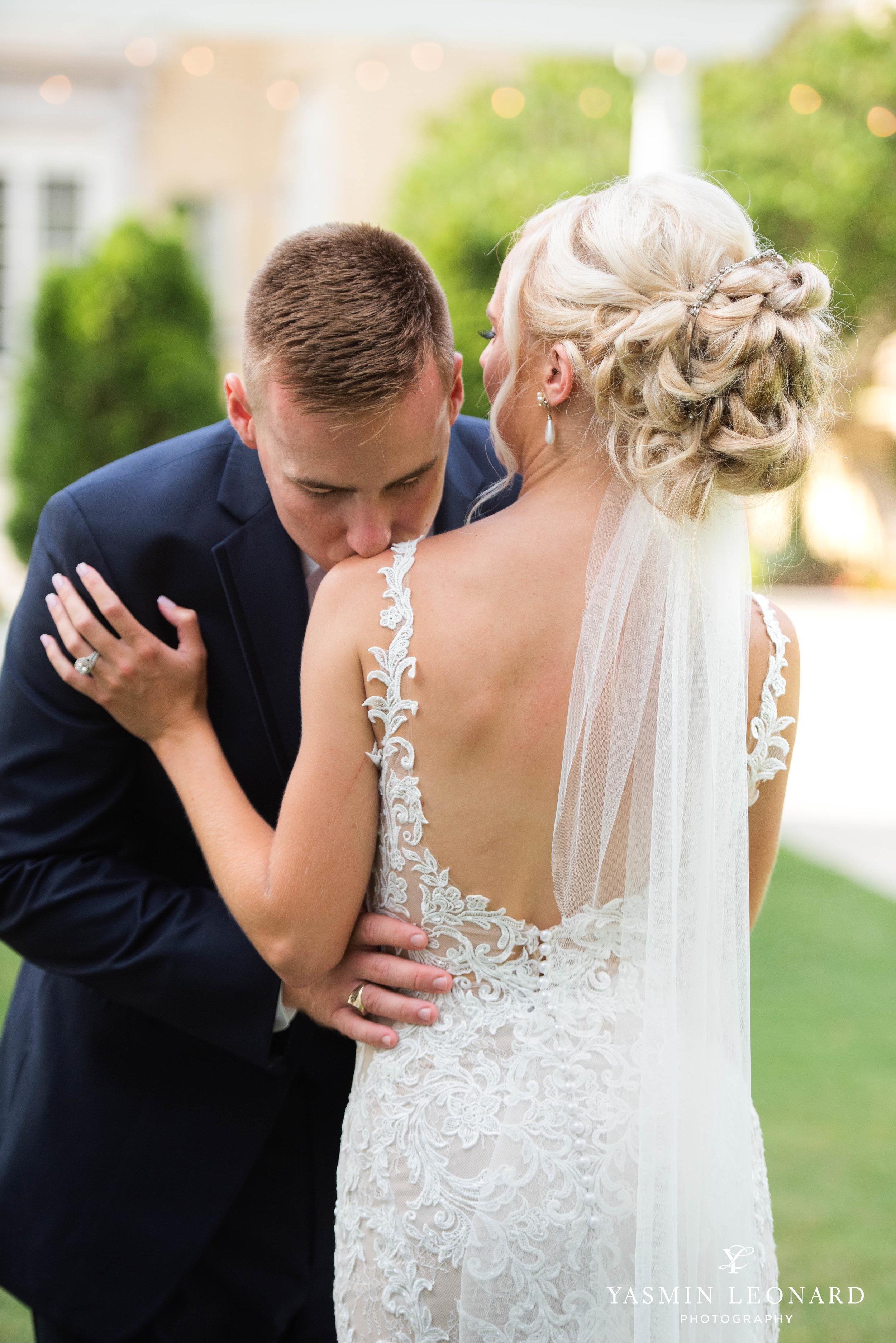 Separk Mansion - NC Weddings - Gastonia Wedding - NC Wedding Venues - Pink and Blue Wedding Ideas - Pink Bridesmaid Dresses - Yasmin Leonard Photography-35.jpg