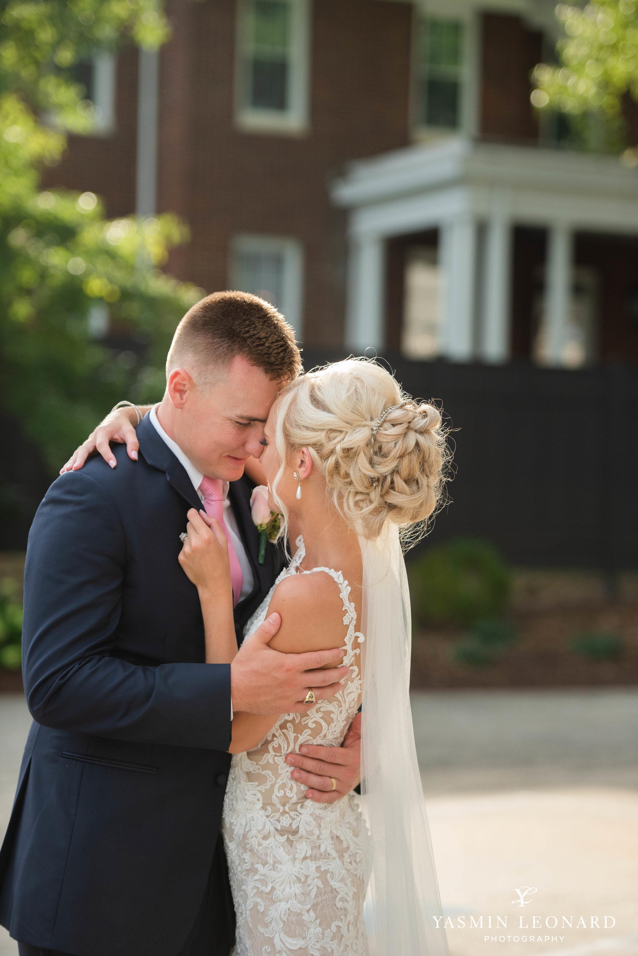 Separk Mansion - NC Weddings - Gastonia Wedding - NC Wedding Venues - Pink and Blue Wedding Ideas - Pink Bridesmaid Dresses - Yasmin Leonard Photography-38.jpg