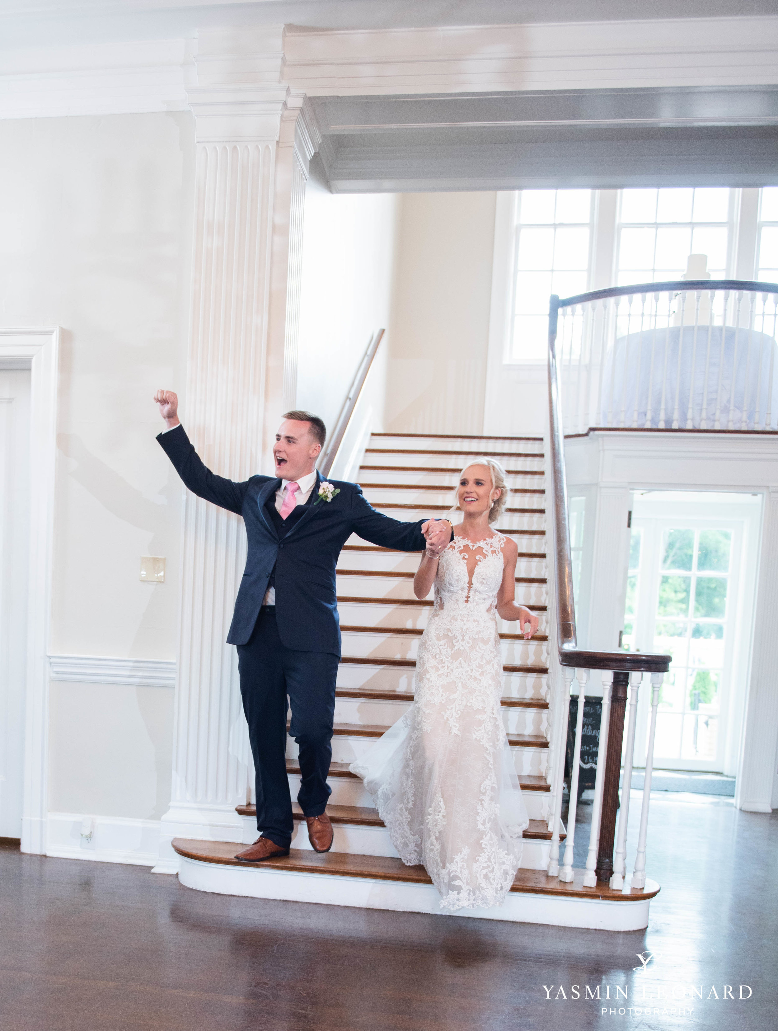 Separk Mansion - NC Weddings - Gastonia Wedding - NC Wedding Venues - Pink and Blue Wedding Ideas - Pink Bridesmaid Dresses - Yasmin Leonard Photography-44.jpg
