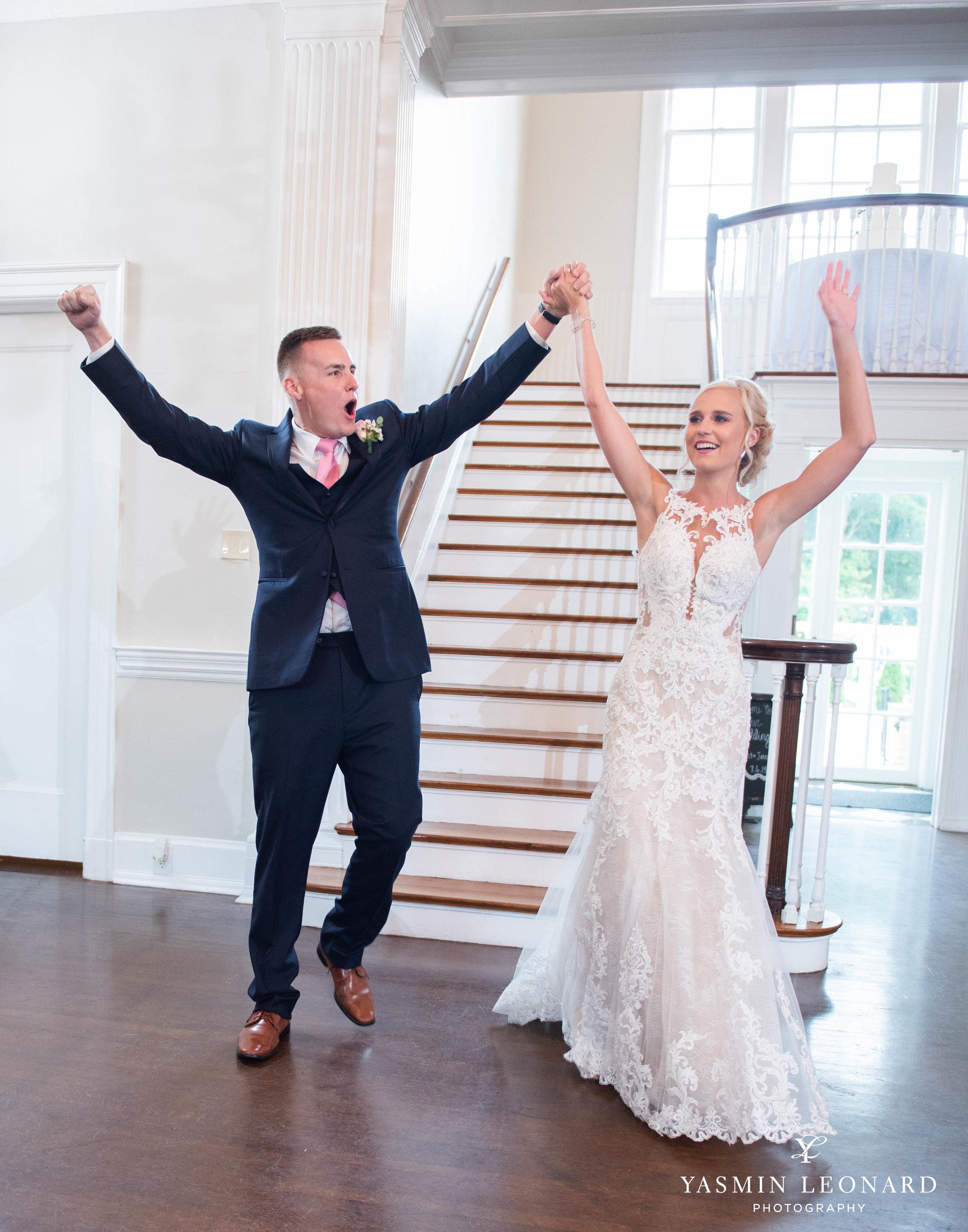 Separk Mansion - NC Weddings - Gastonia Wedding - NC Wedding Venues - Pink and Blue Wedding Ideas - Pink Bridesmaid Dresses - Yasmin Leonard Photography-45.jpg