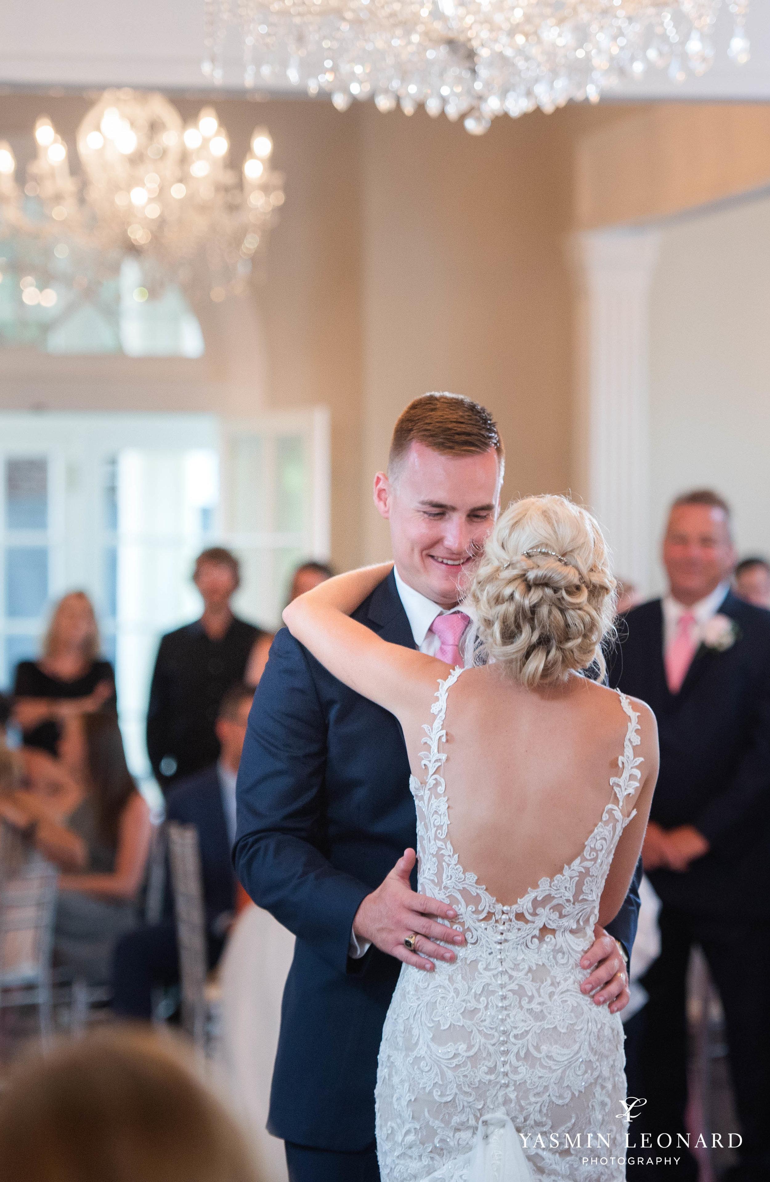 Separk Mansion - NC Weddings - Gastonia Wedding - NC Wedding Venues - Pink and Blue Wedding Ideas - Pink Bridesmaid Dresses - Yasmin Leonard Photography-47.jpg