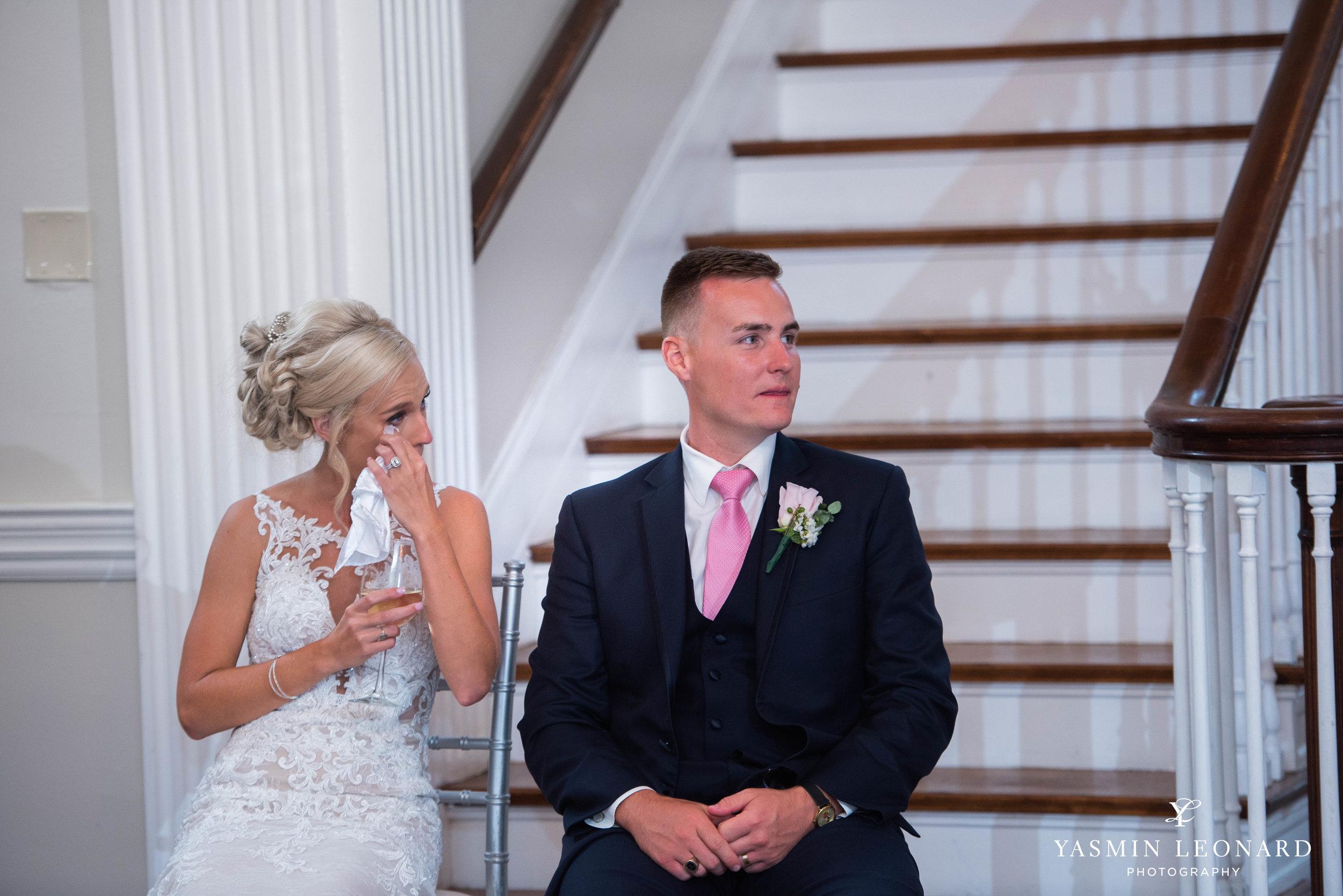 Separk Mansion - NC Weddings - Gastonia Wedding - NC Wedding Venues - Pink and Blue Wedding Ideas - Pink Bridesmaid Dresses - Yasmin Leonard Photography-49.jpg