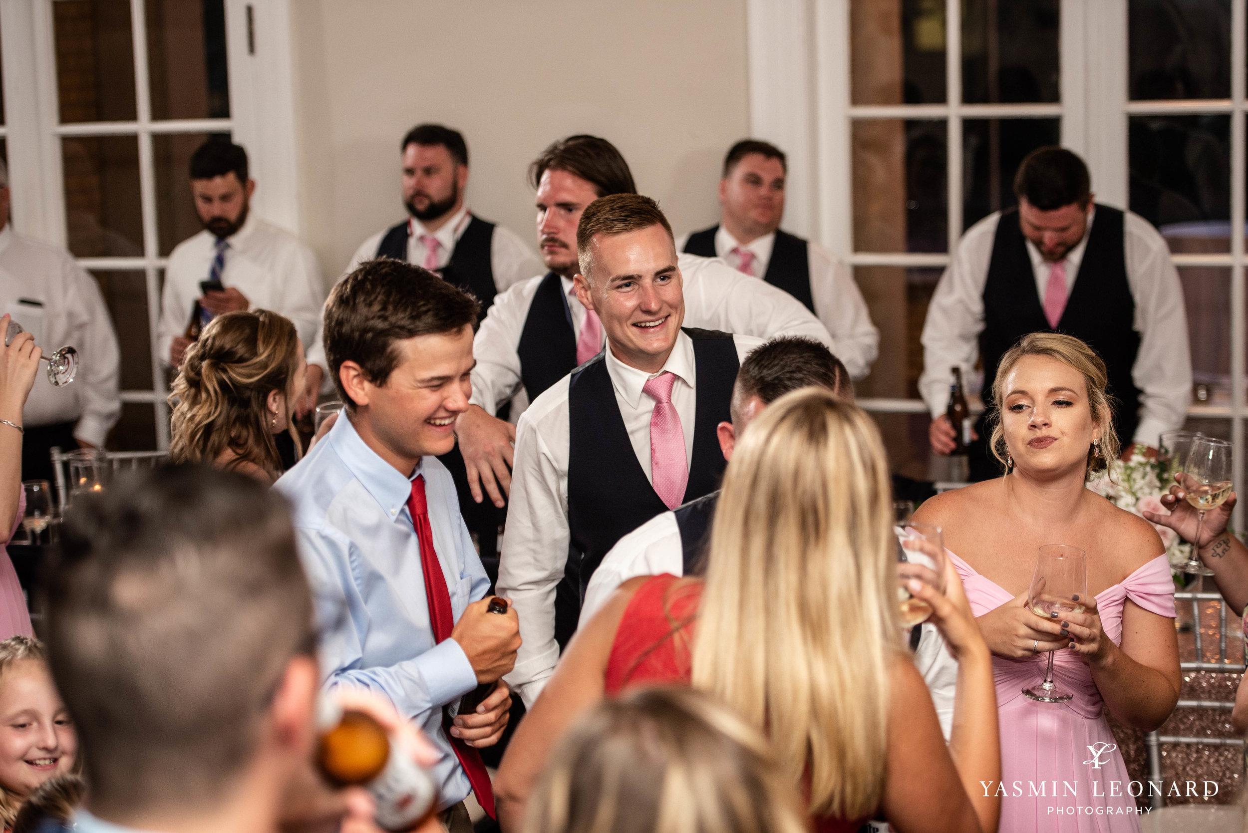 Separk Mansion - NC Weddings - Gastonia Wedding - NC Wedding Venues - Pink and Blue Wedding Ideas - Pink Bridesmaid Dresses - Yasmin Leonard Photography-61.jpg