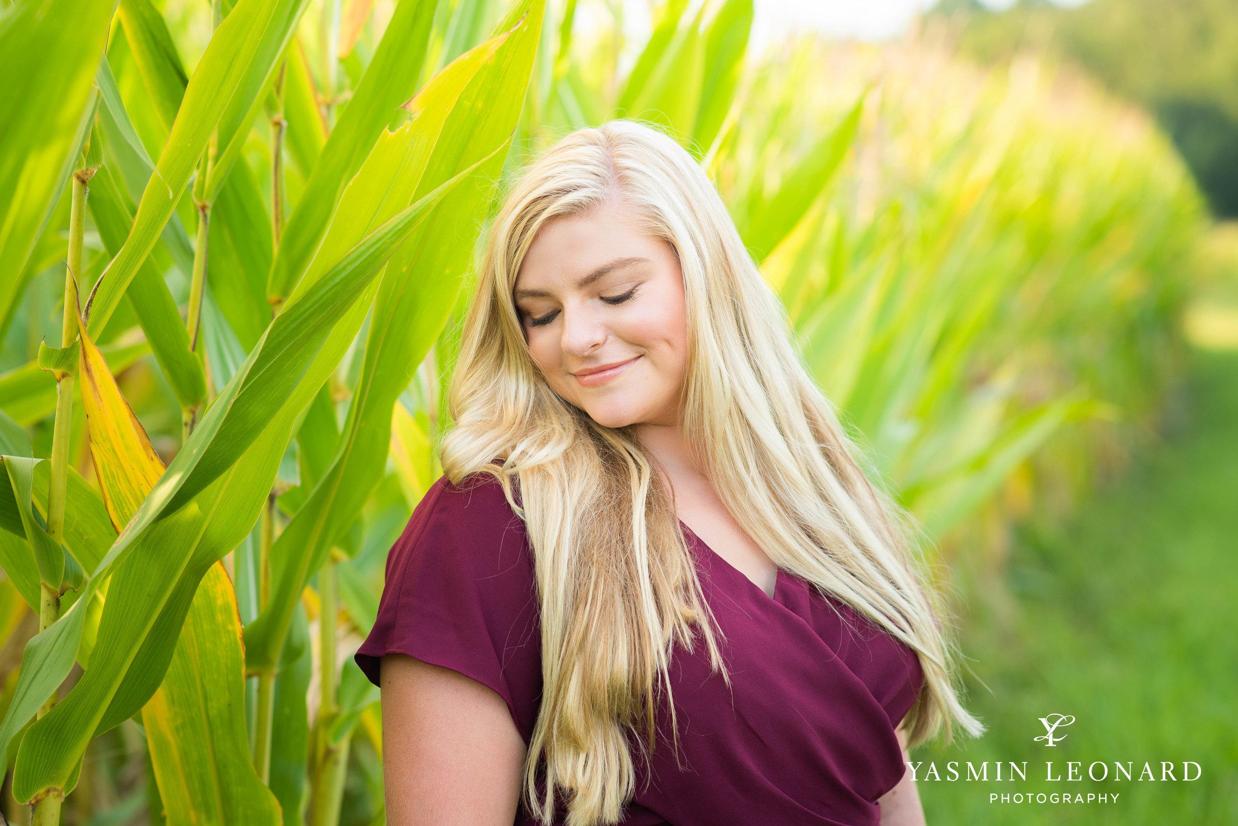 Senior Poses - Girl Senior Poses - Country Senior - Tractor with Senior - Willow Creek Senoir Portratis - Summer Senior Portrait Outfits - Yasmin Leonard PHotography - Mackenzie-4.jpg