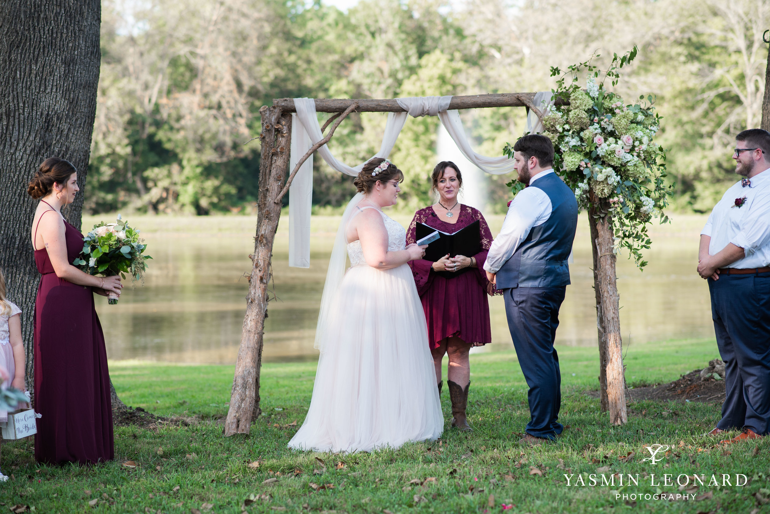 Hannah and David - l'abri at Linwood - NC Barn Weddings - Guys and Girls on Bride's Side - How to incorporate guys with bridesmaids - navy fall wedding - high point photographer - nc wedding venues - triad weddings-27.jpg