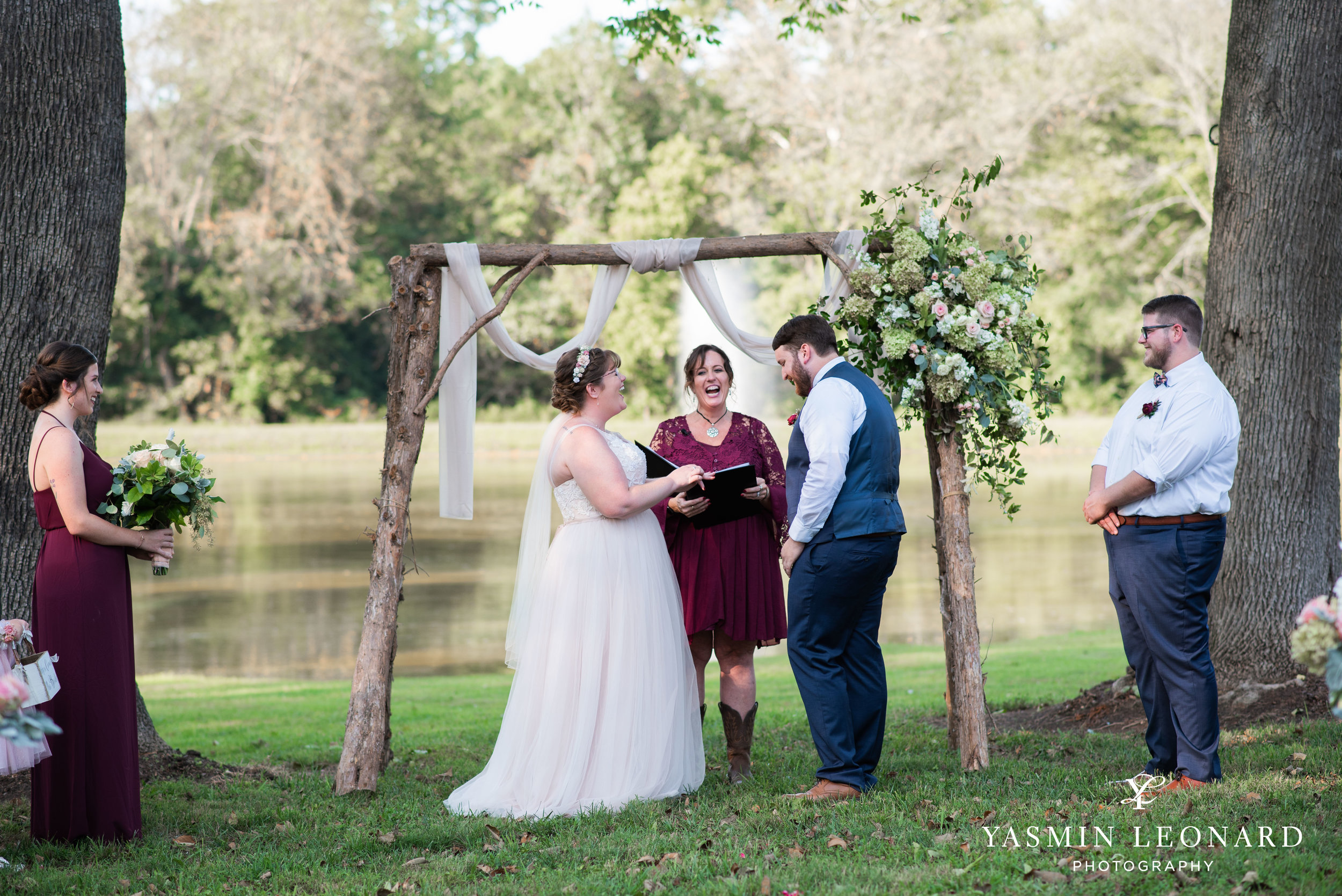 Hannah and David - l'abri at Linwood - NC Barn Weddings - Guys and Girls on Bride's Side - How to incorporate guys with bridesmaids - navy fall wedding - high point photographer - nc wedding venues - triad weddings-28.jpg
