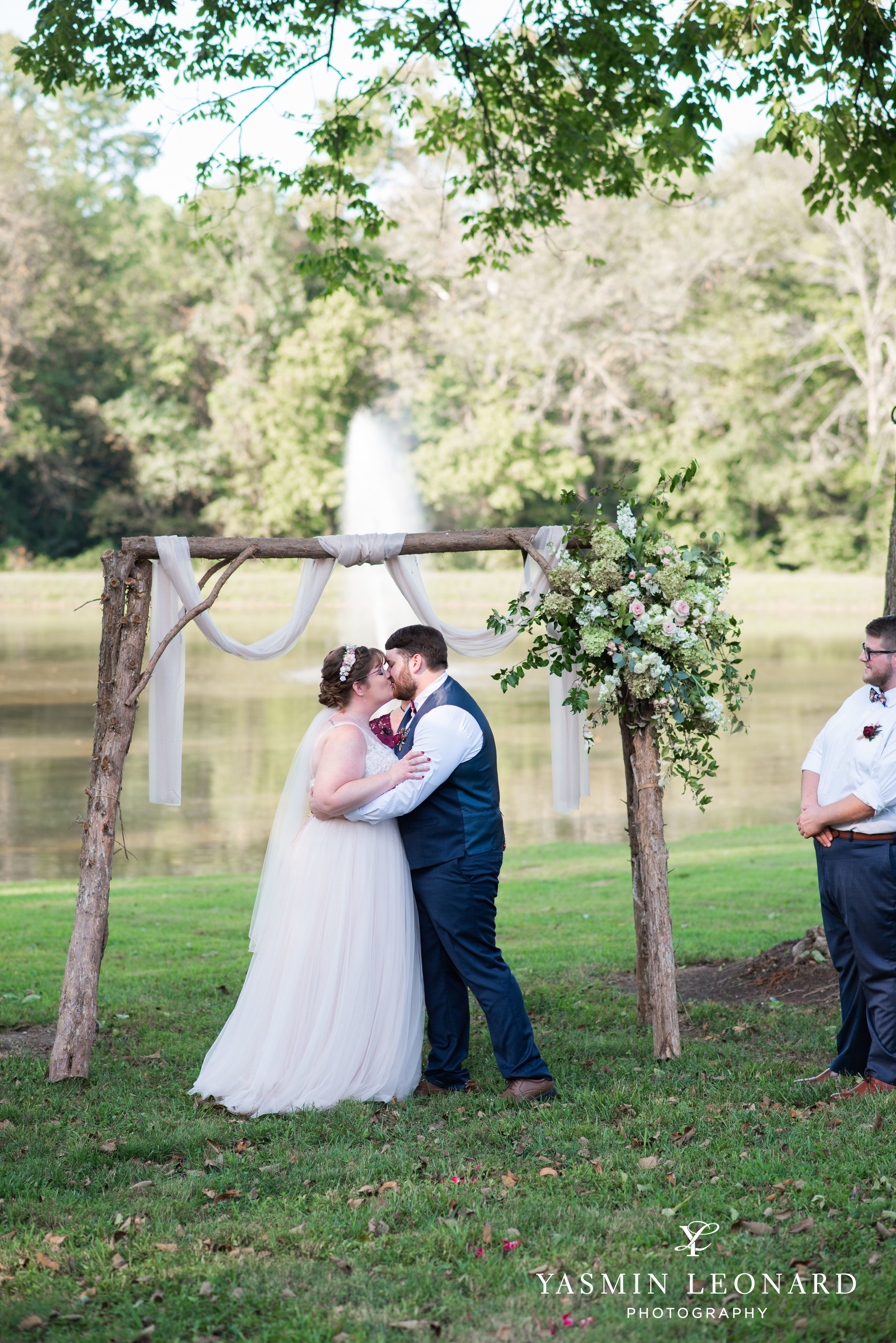 Hannah and David - l'abri at Linwood - NC Barn Weddings - Guys and Girls on Bride's Side - How to incorporate guys with bridesmaids - navy fall wedding - high point photographer - nc wedding venues - triad weddings-29.jpg