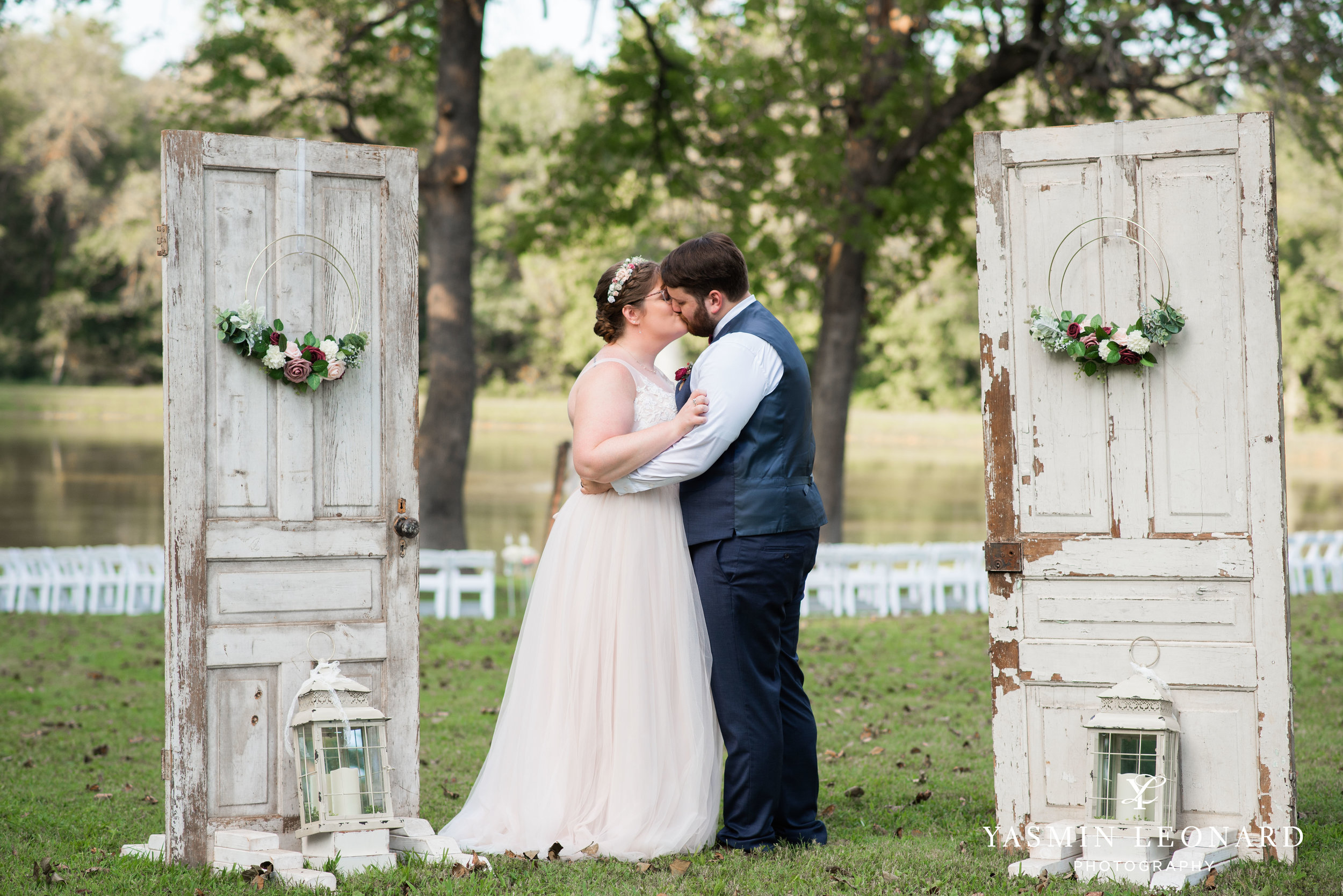 Hannah and David - l'abri at Linwood - NC Barn Weddings - Guys and Girls on Bride's Side - How to incorporate guys with bridesmaids - navy fall wedding - high point photographer - nc wedding venues - triad weddings-32.jpg