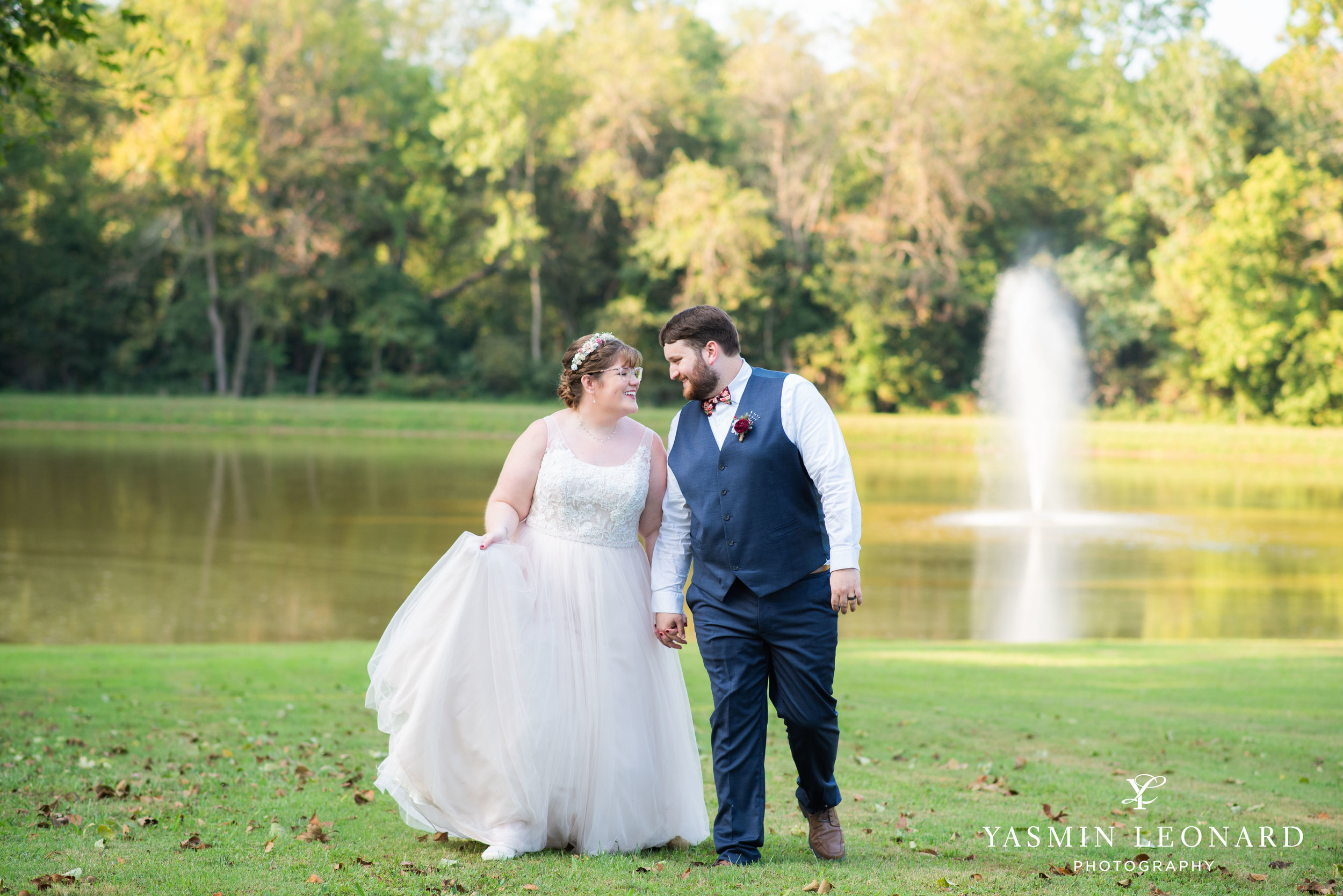 Hannah and David - l'abri at Linwood - NC Barn Weddings - Guys and Girls on Bride's Side - How to incorporate guys with bridesmaids - navy fall wedding - high point photographer - nc wedding venues - triad weddings-35.jpg