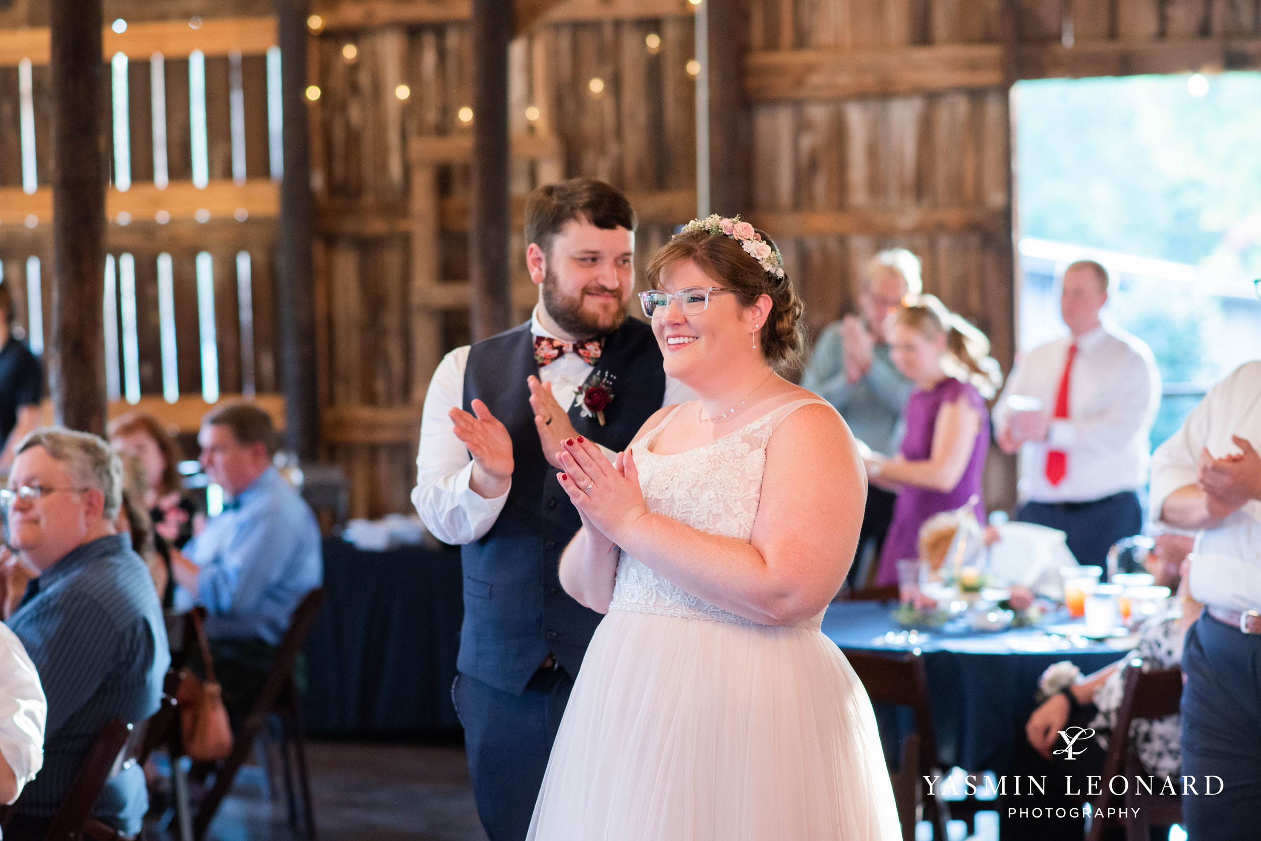 Hannah and David - l'abri at Linwood - NC Barn Weddings - Guys and Girls on Bride's Side - How to incorporate guys with bridesmaids - navy fall wedding - high point photographer - nc wedding venues - triad weddings-42.jpg