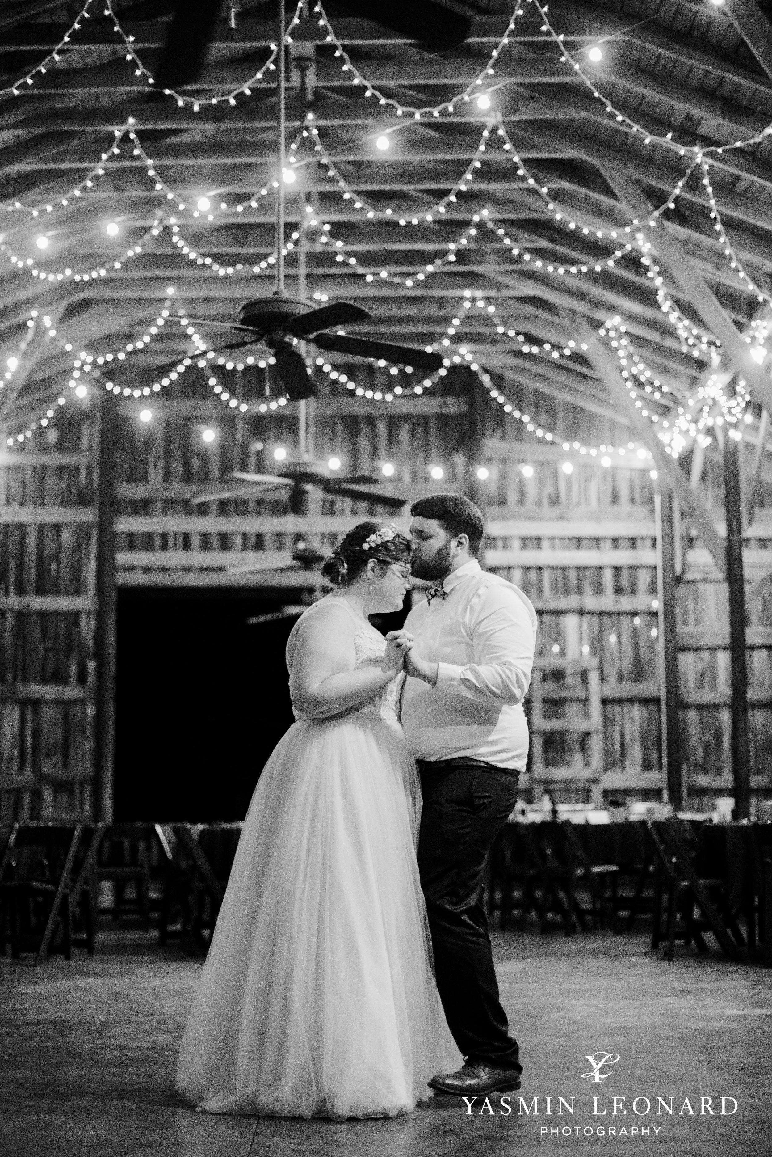 Hannah and David - l'abri at Linwood - NC Barn Weddings - Guys and Girls on Bride's Side - How to incorporate guys with bridesmaids - navy fall wedding - high point photographer - nc wedding venues - triad weddings-53.jpg