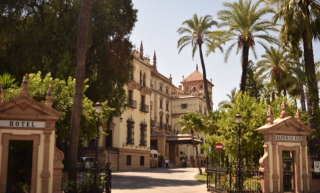 LUXURY IN THE HEART OF SEVILLE AT THE ALFONSO XIII HOTEL