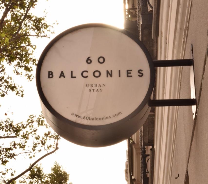 60 Balconies Madrid
