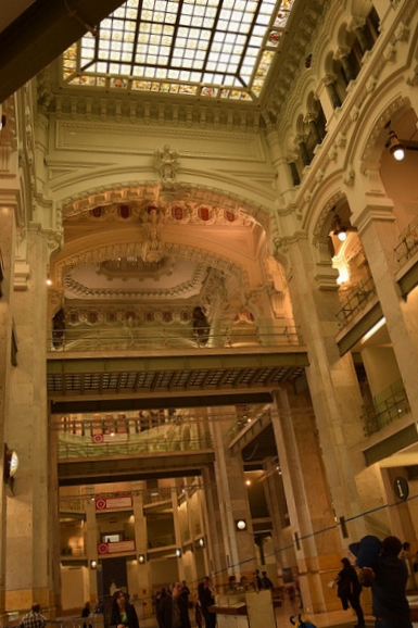 IT IS FREE TO VISIT THE CITY HALL—AND WELL WORTH IT JUST TO SEE THE MAGNIFICENT STRUCTURE FROM INSIDE.